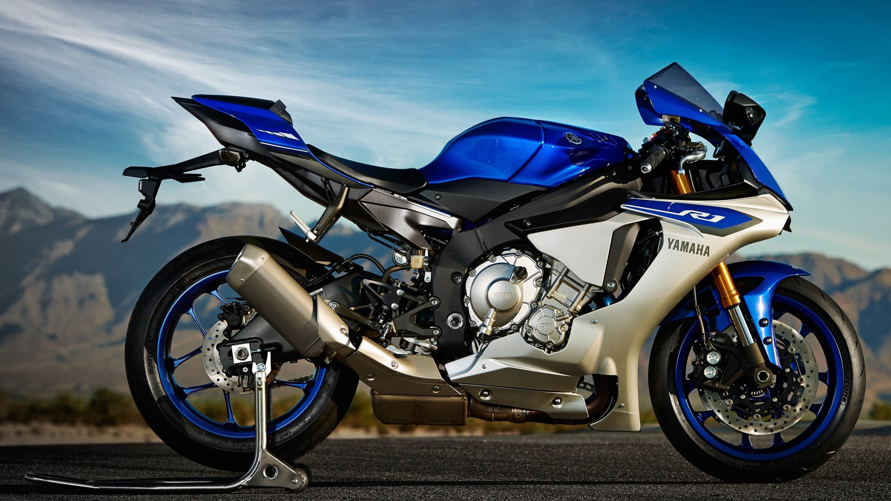 1920x1200 HD Wallpaper 1: Yamaha R1