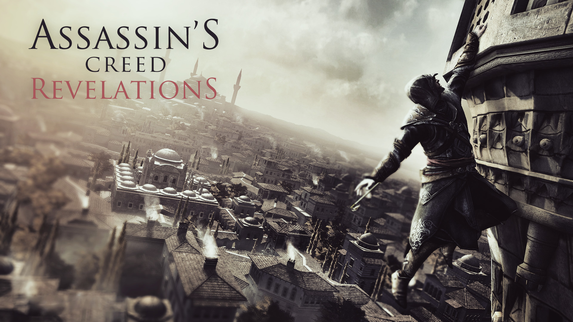 1920x1080 Assassins Creed 2 Brotherhood Revelations Video Games