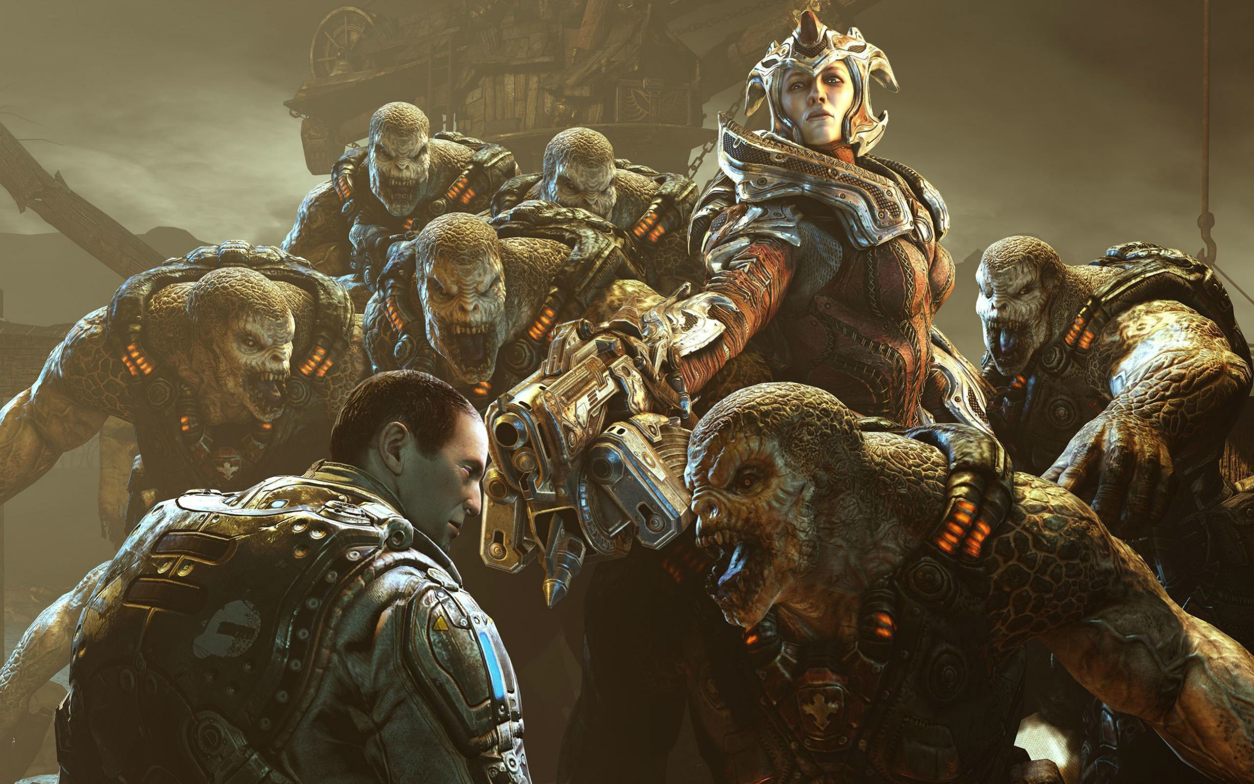 Gears Of War 3 Wallpaper Hd 84 Images