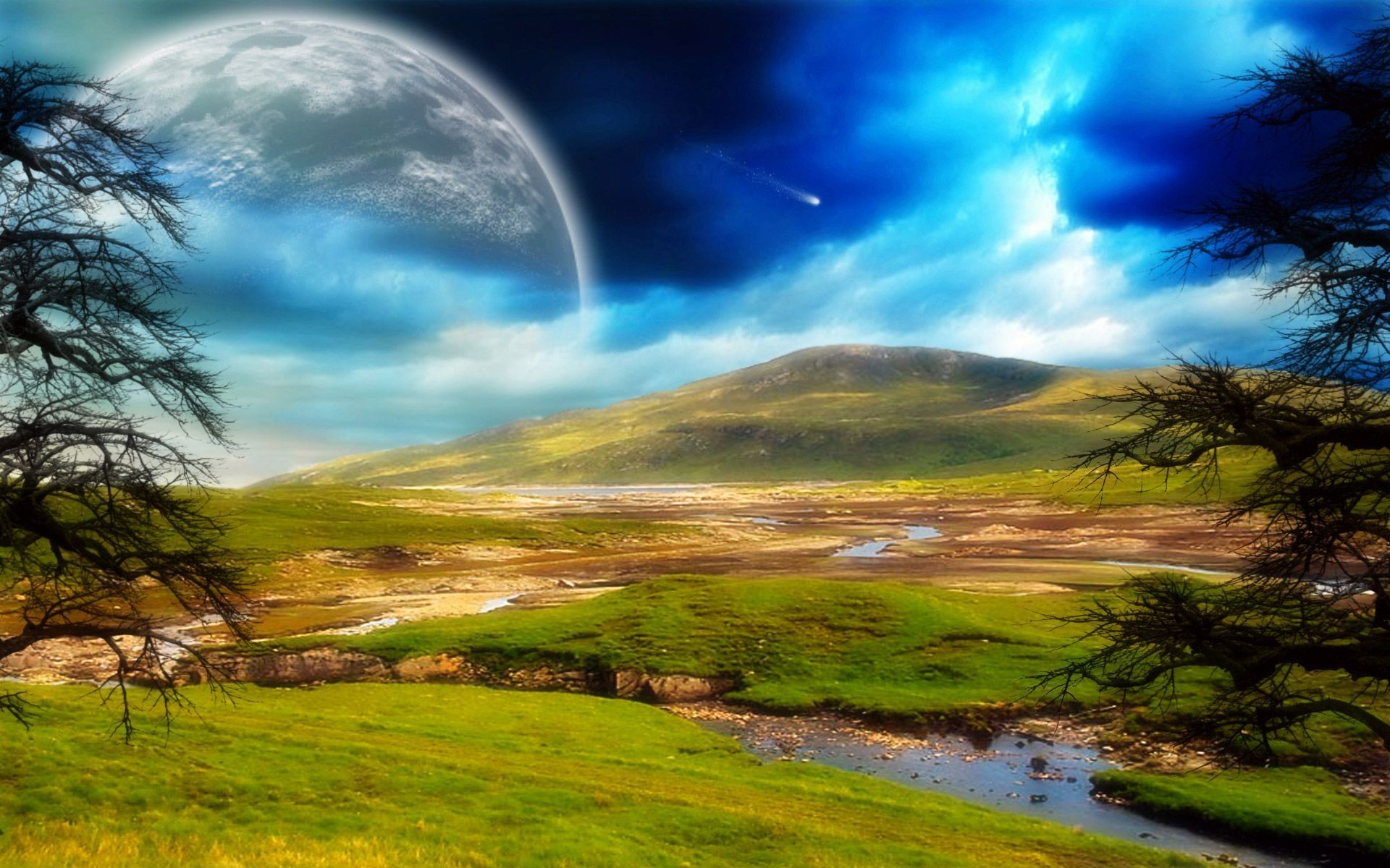 Fantasy Nature Wallpapers (74+ Images