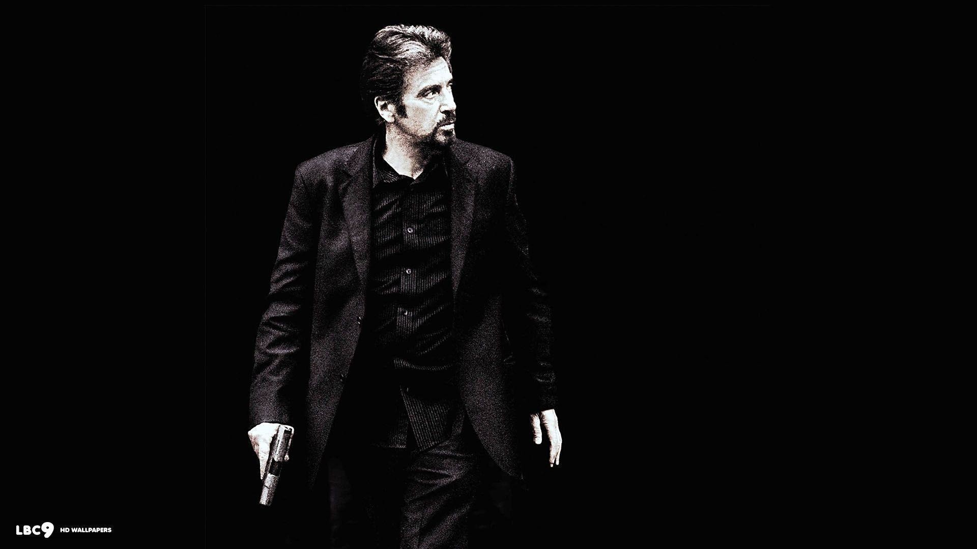 1920x1080 Al Pacino Gangster Wallpaper