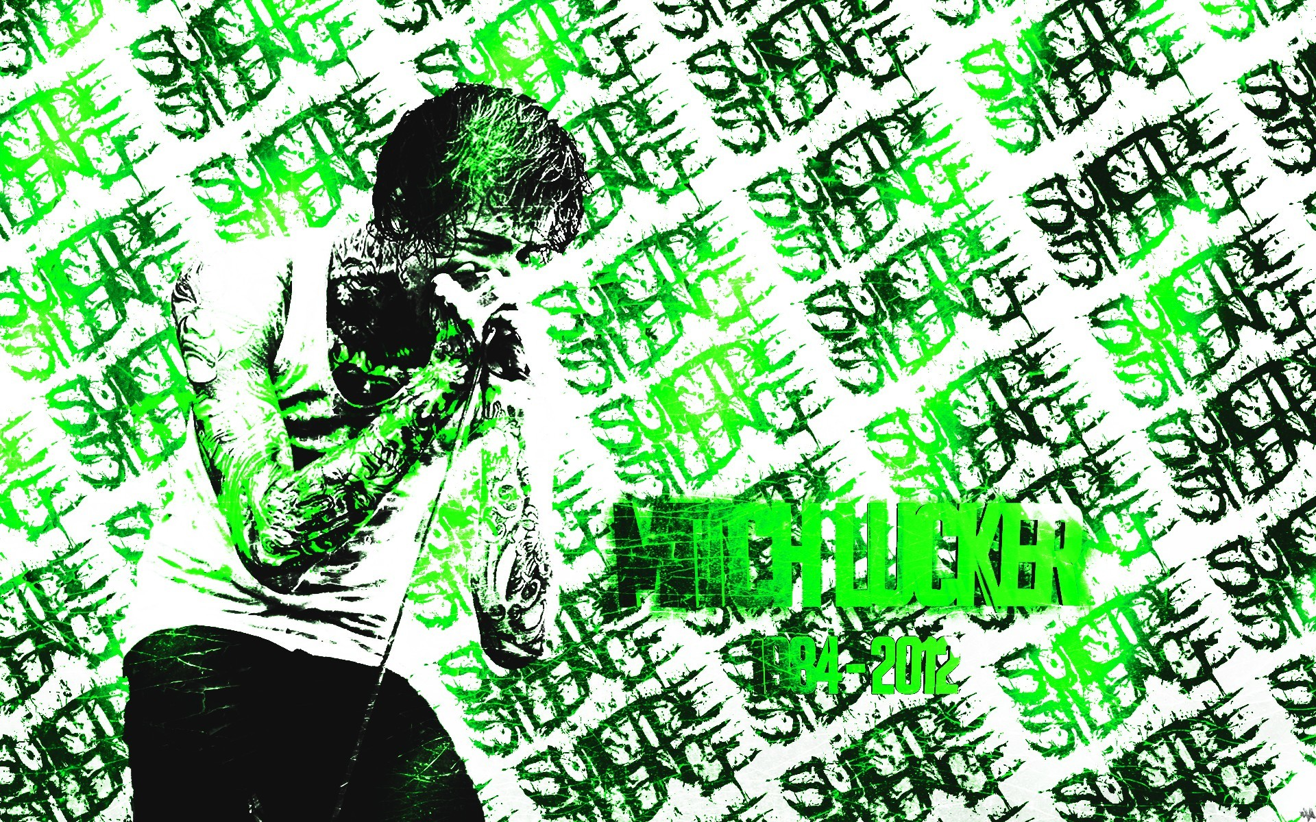 1920x1200 metal band, Mitch Lucker, Suicide Silence, Deathcore Wallpapers HD /  Desktop and Mobile Backgrounds