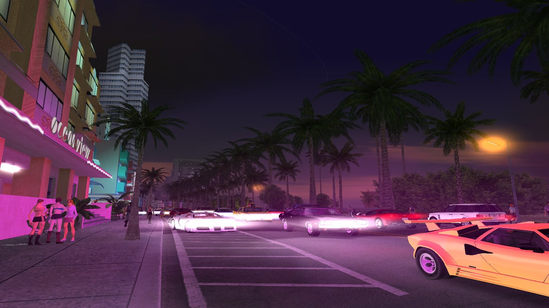 Vice City Wallpapers 73 Images