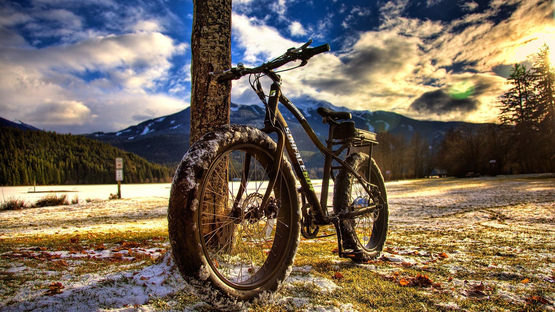 1920x1080  Hdr Mountain Bike Wallpaper 1600x900 Wallpaper Bike Wallpapers  Free Download Abyss Anime League Of Legends