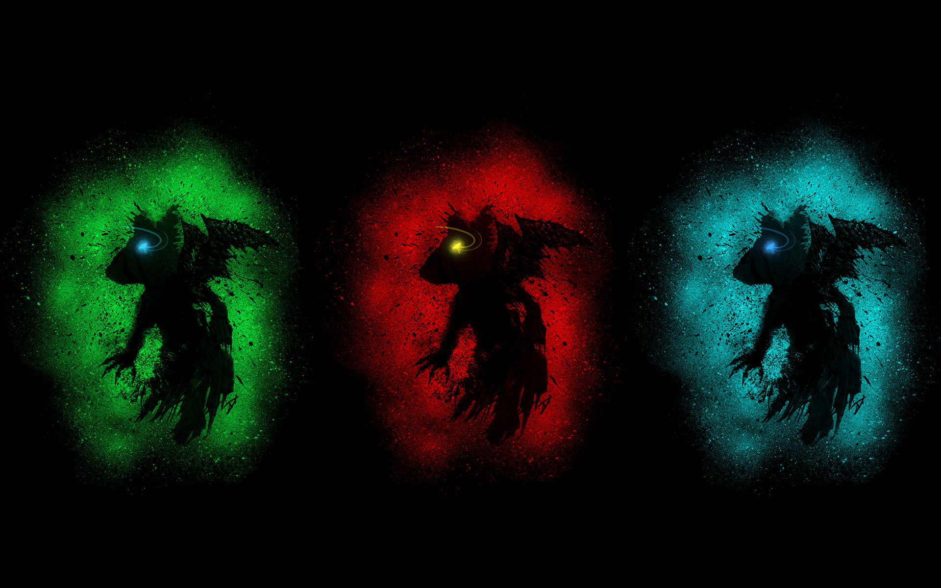 1920x1200 Rat Demon - Wallpaper by Vorrin5 Rat Demon - Wallpaper by Vorrin5