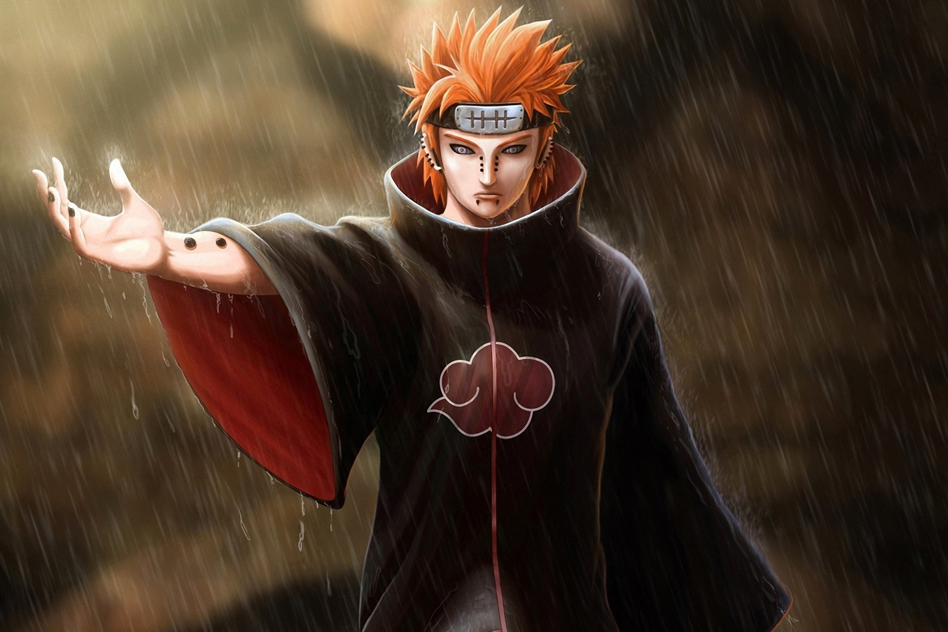 Pain Akatsuki Wallpapers 54 Images