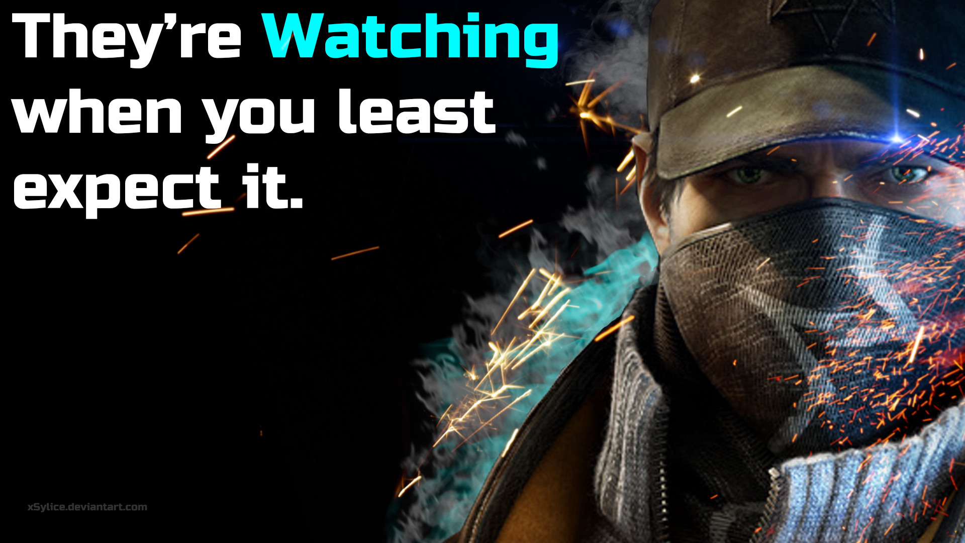 1920x1080 Watch Dogs - Wallpaper by xSylice Watch Dogs - Wallpaper by xSylice