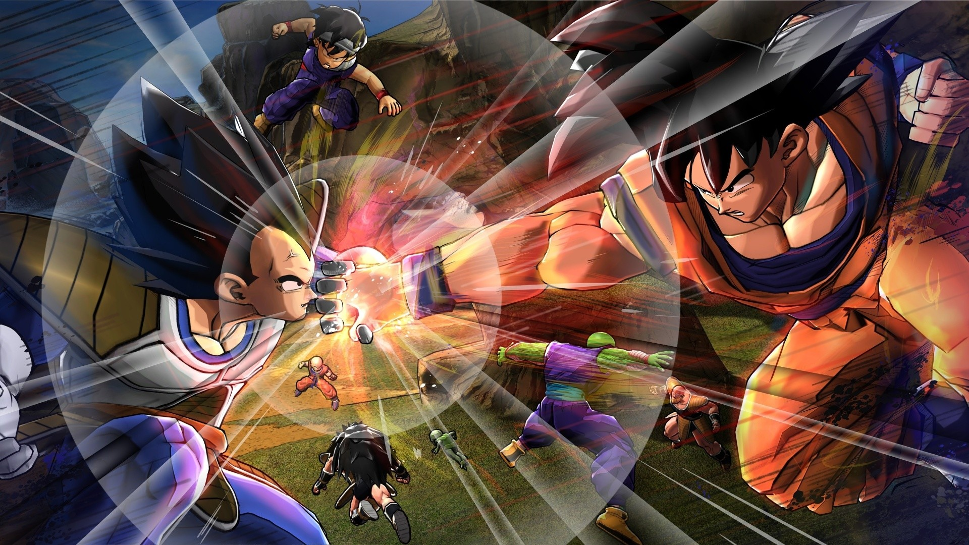 1920x1080 pc live wallpapers of dragon ball z - Buscar con Google