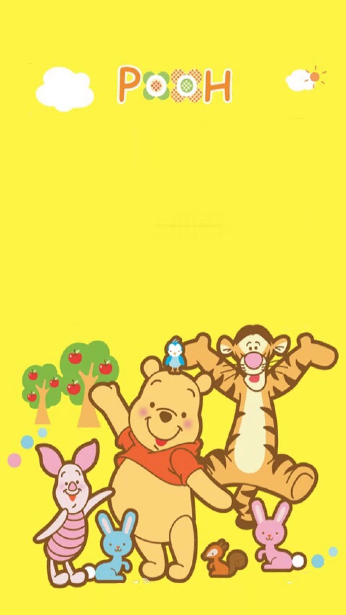 Pooh Bear Wallpaper 74 Images