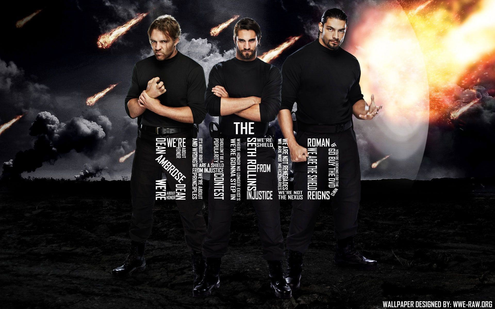 Wwe The Shield Wallpaper 82 Images