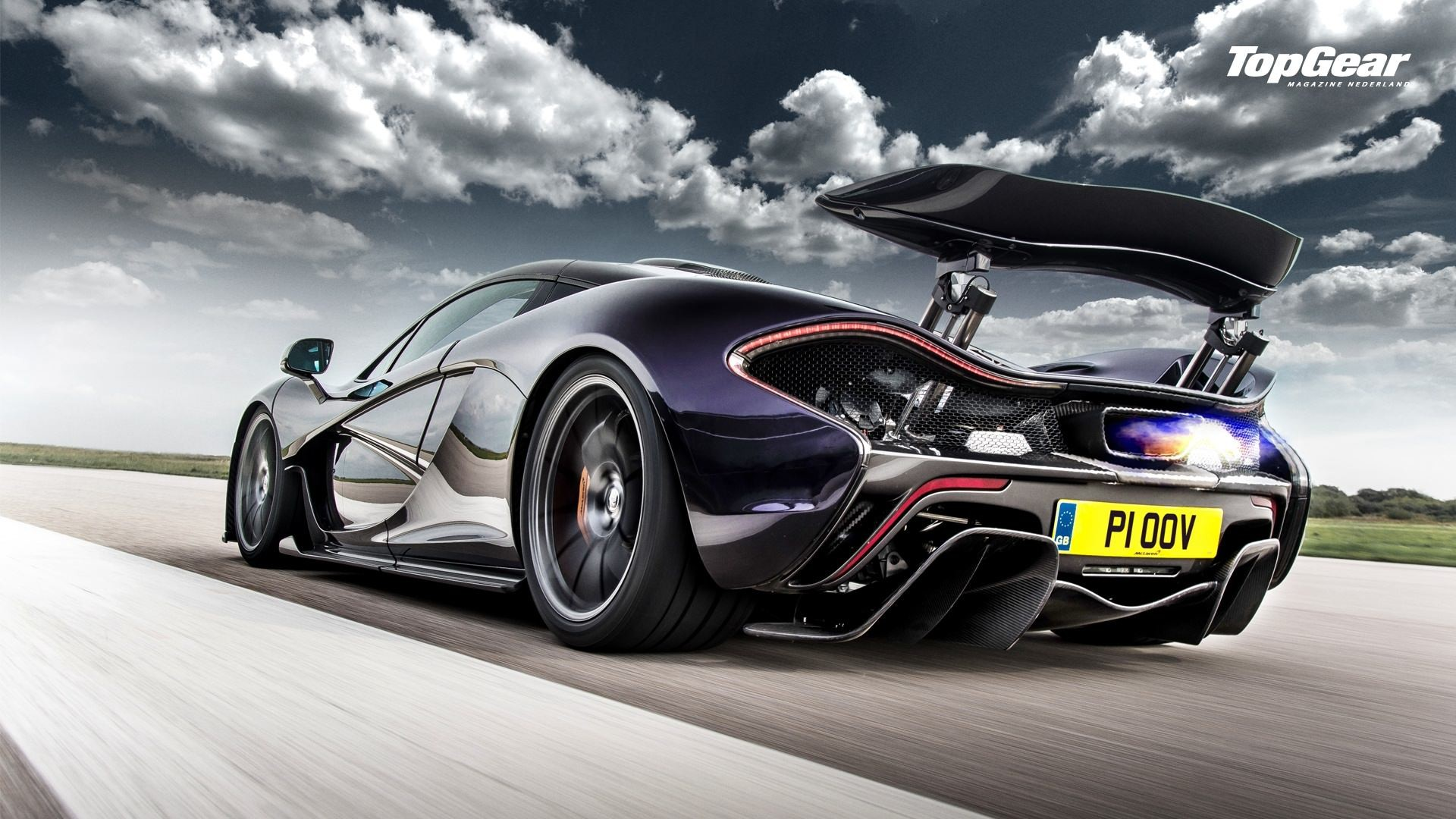 1920x1080 ... Wallpapers The Stig Supercar Collection -  - Full HD 16/9 .