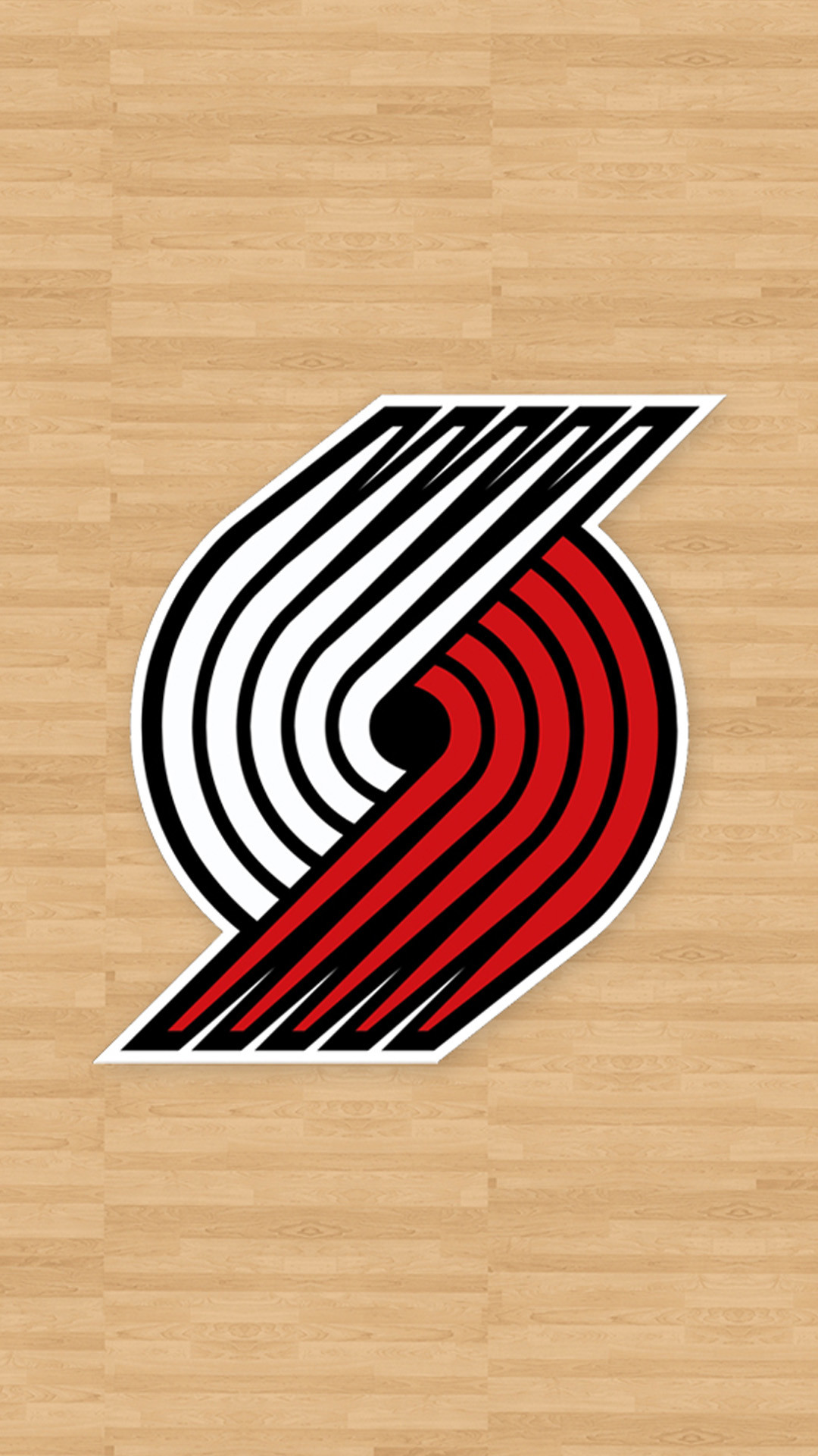 1080x1920 Portland Trail Blazers iPhone 7