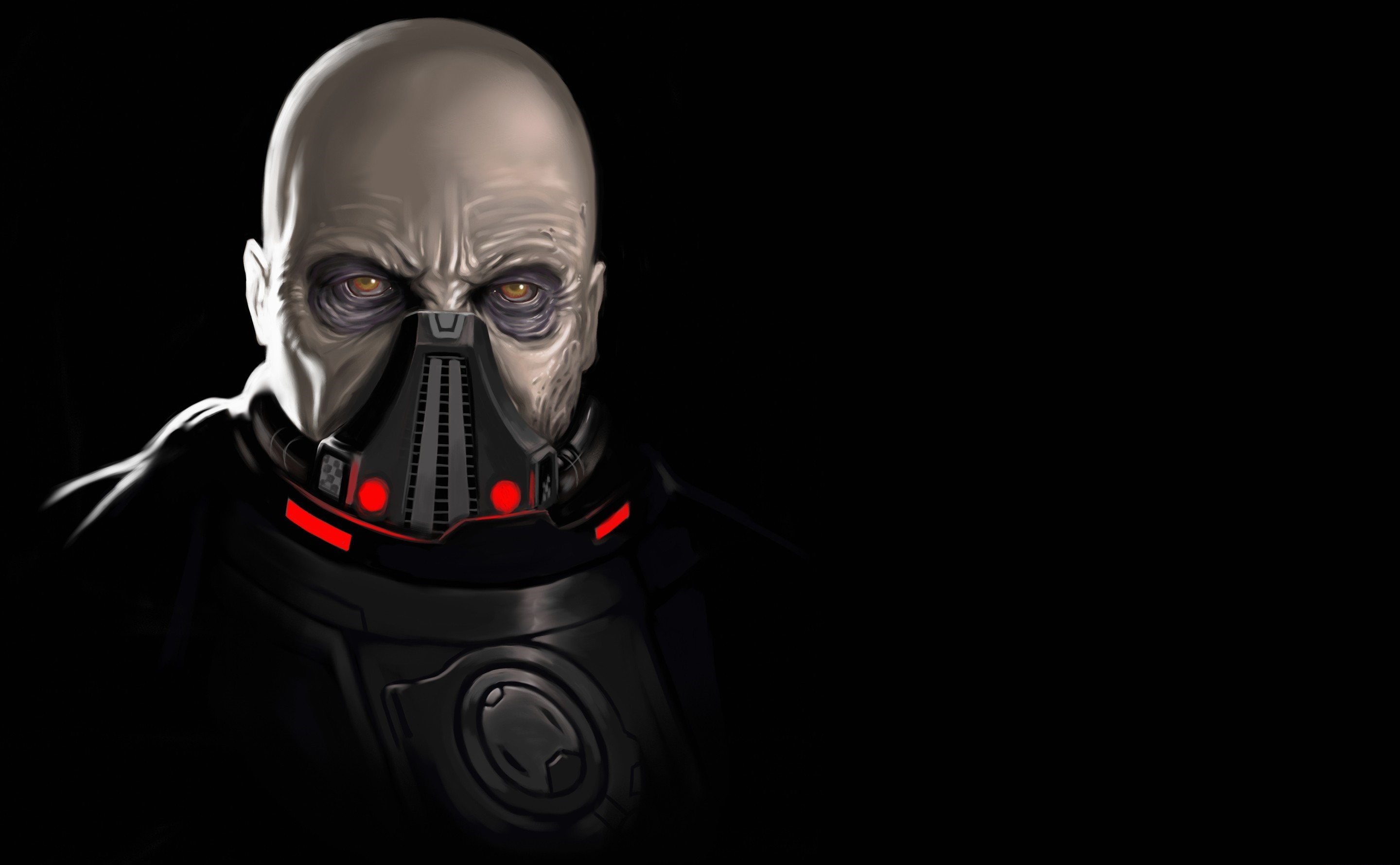 2880x1778 Anakin Skywalker Darth Vader Star Wars Artwork ...