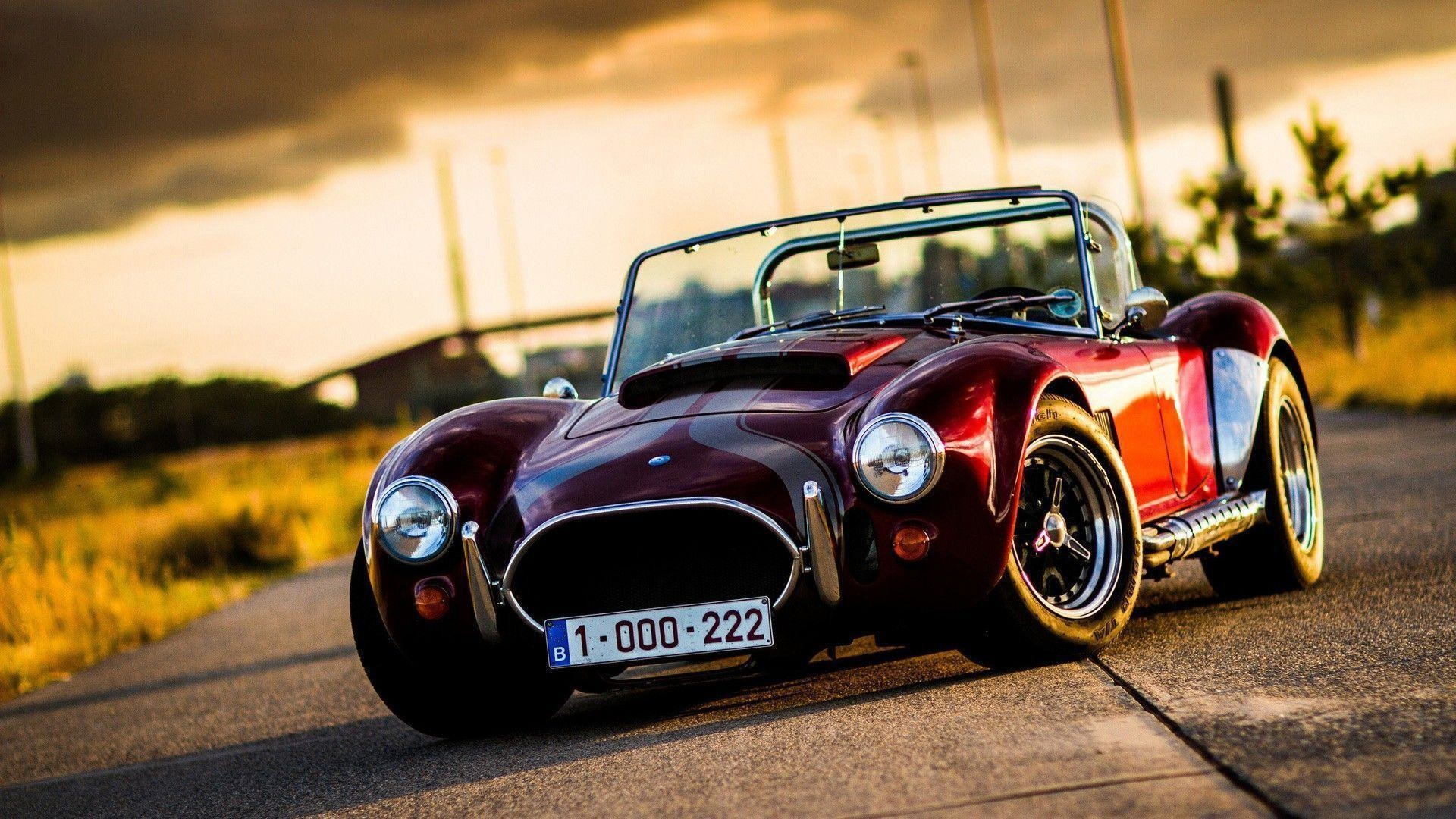 Shelby Cobra Wallpapers 82 Images