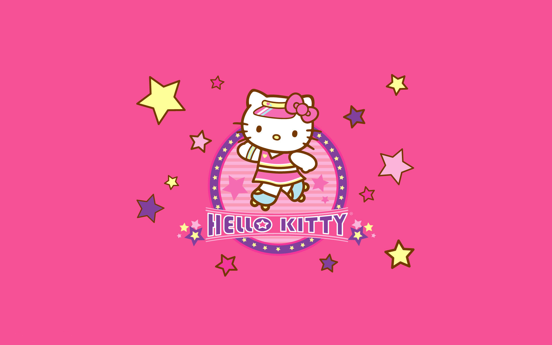 1920x1200 Hello Kitty wallpaper - 174283