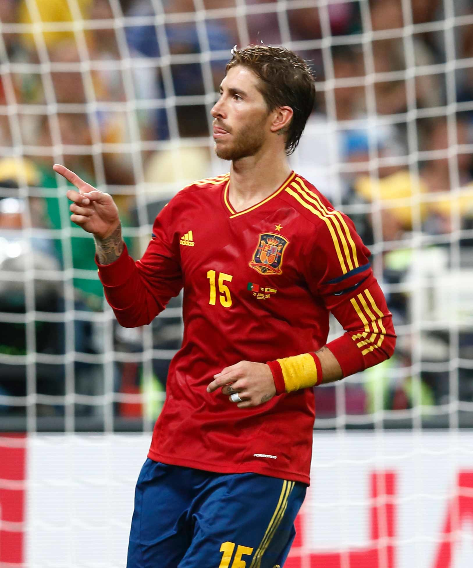 1626x1952 Sergio Ramos celebrates 100 matches with Spain's National .