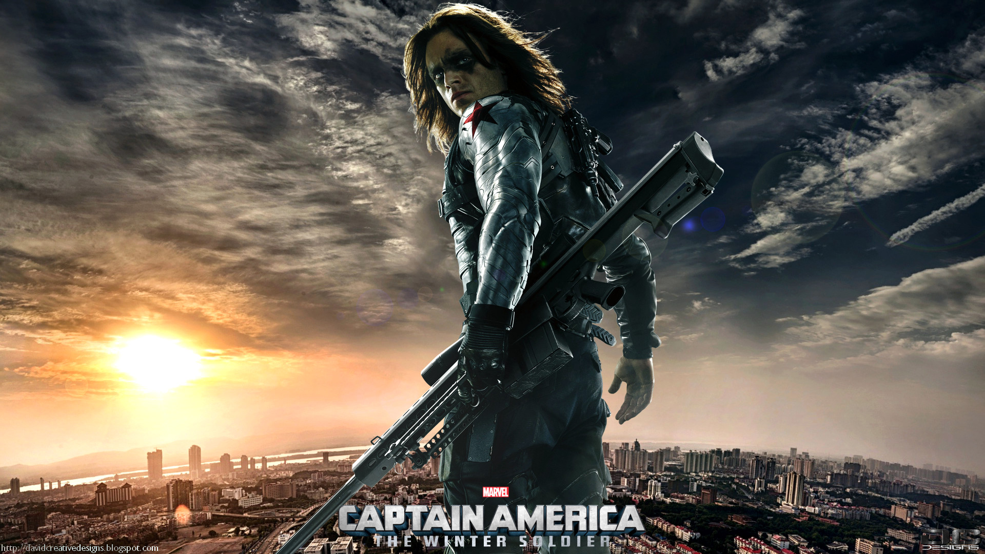 1920x1080 The Winter Soldier