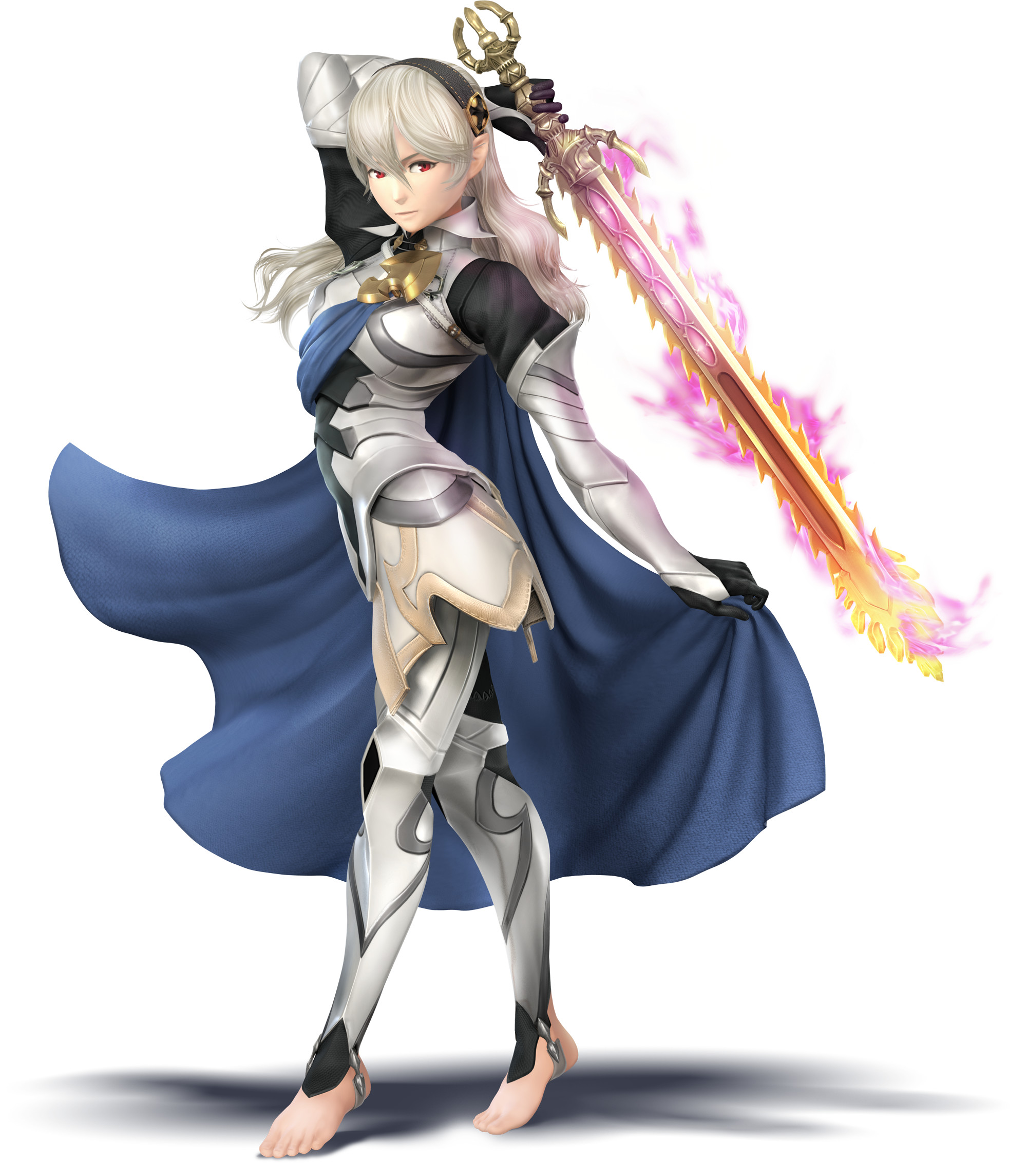 2000x2266 jpg black and white stock Image smash corrin f png fire emblem