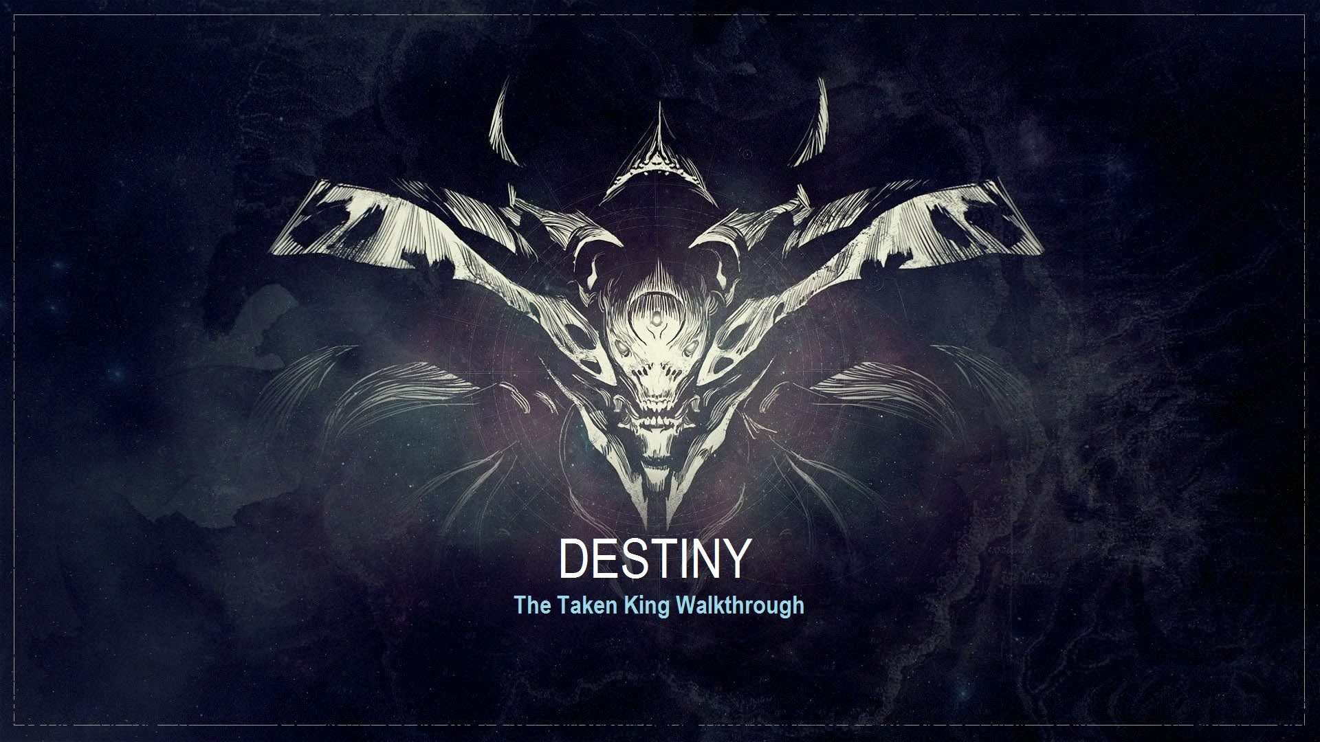 1920x1080 Destiny: TTK (Dread Patrol) The Rings of Saturn// Beacon Placement. -  YouTube