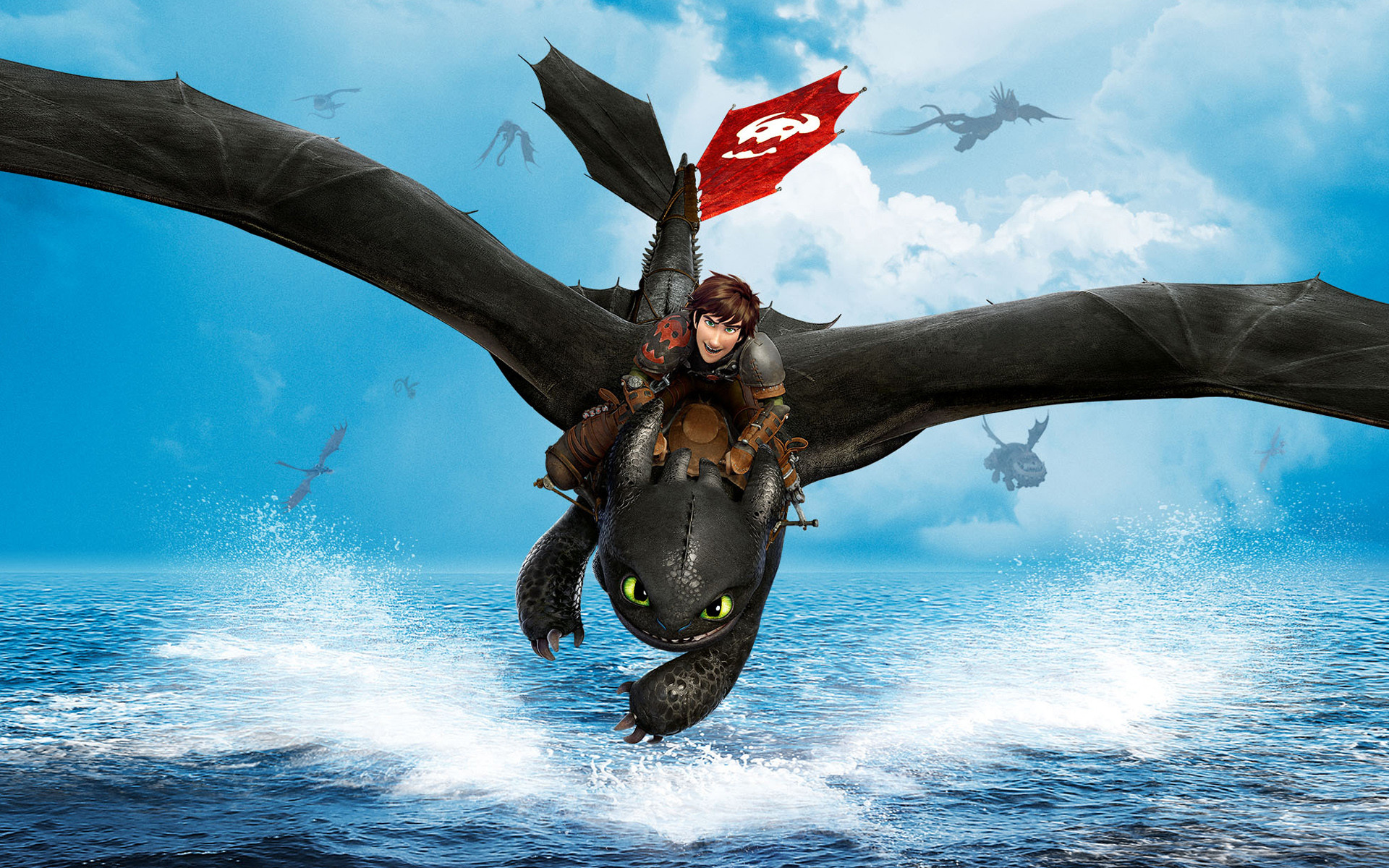 1920x1200 Awesome How To Train Your Dragon Wallpaper 46762