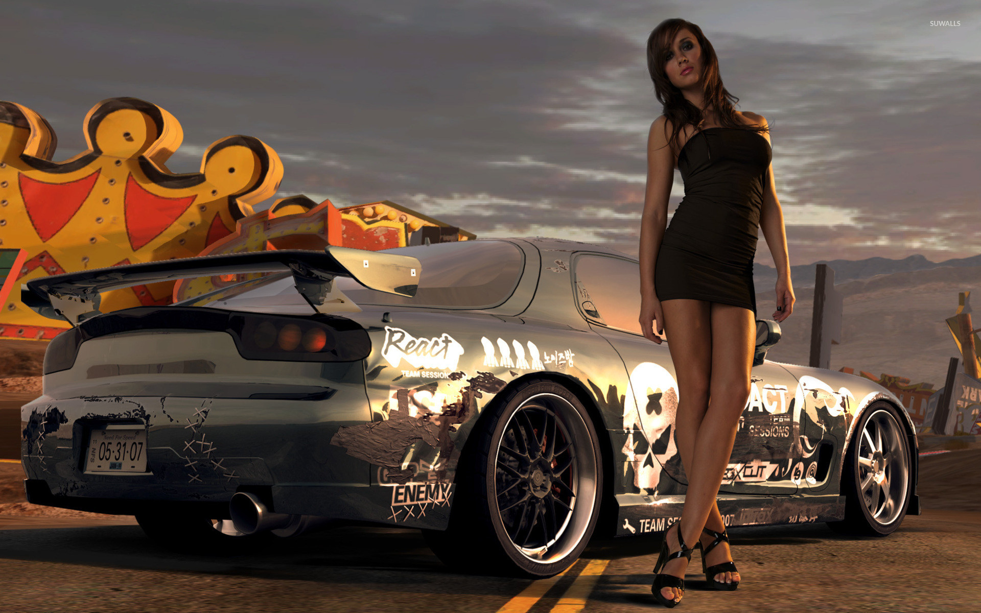 1920x1200 Need For Speed Undercover Wallpaper NFS Undercover Games