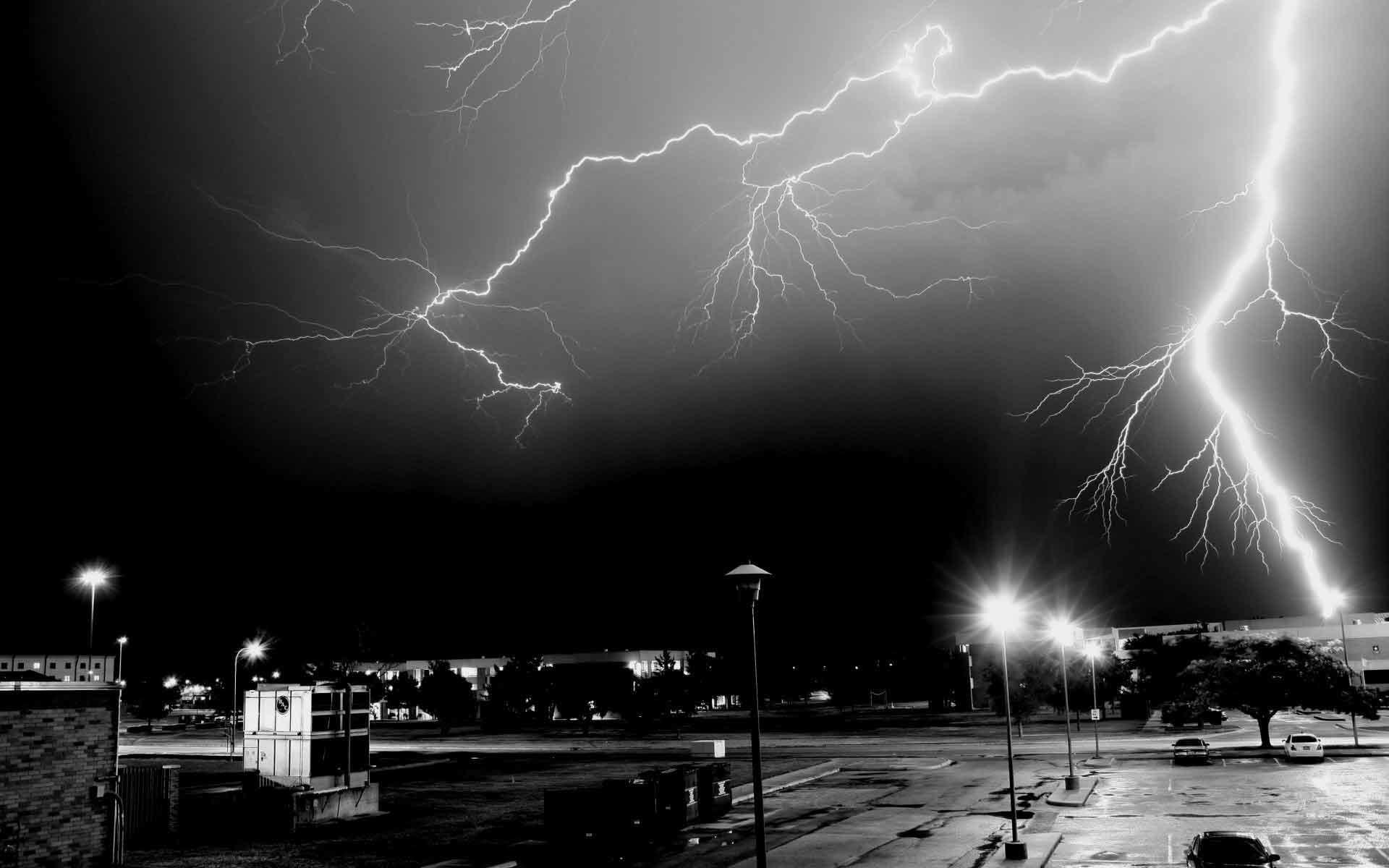 Thunderstorm desktop wallpaper 61 images - Lightning wallpaper 4k ...