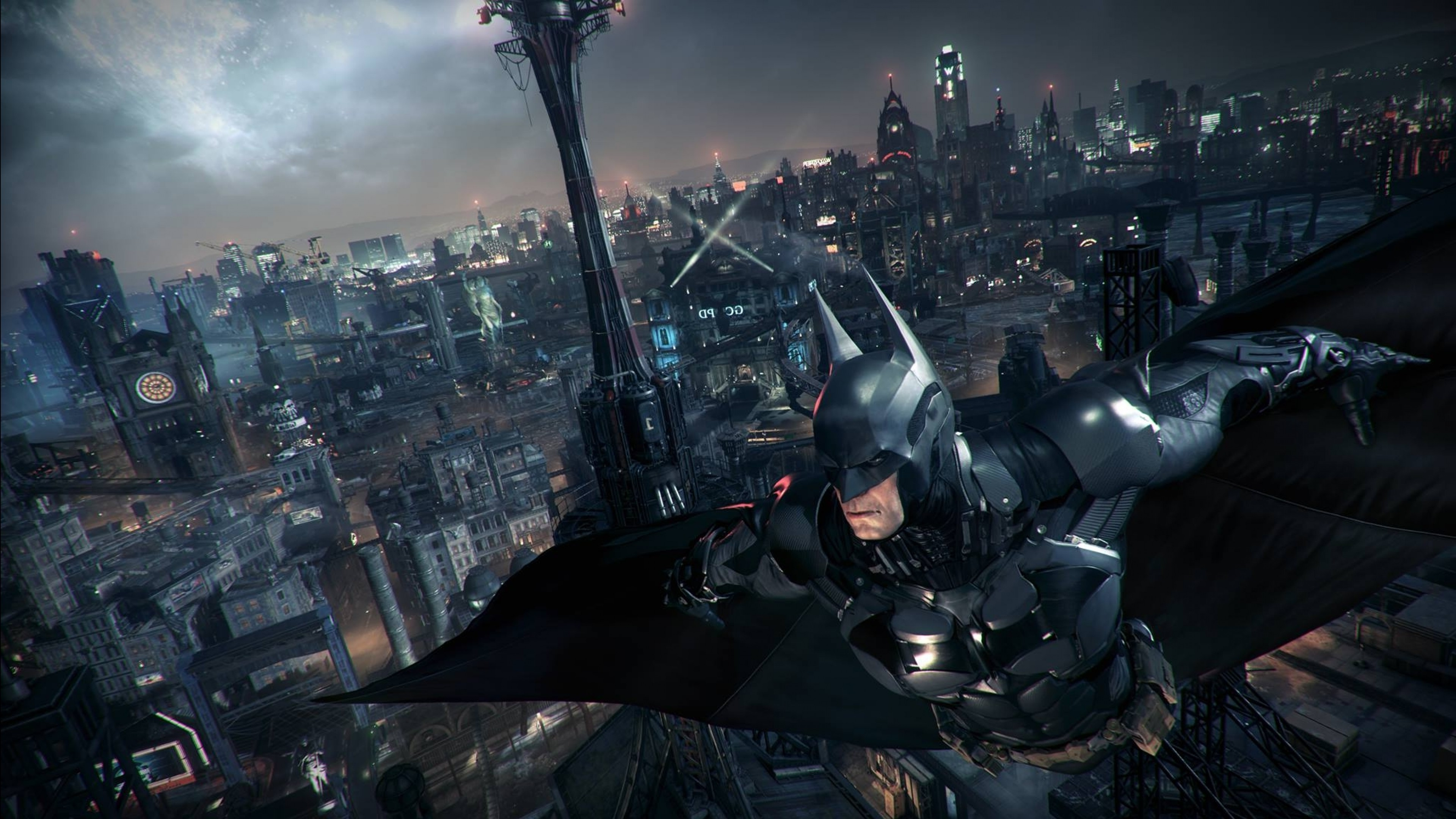 Gotham city background 62 images - Gotham wallpaper ...