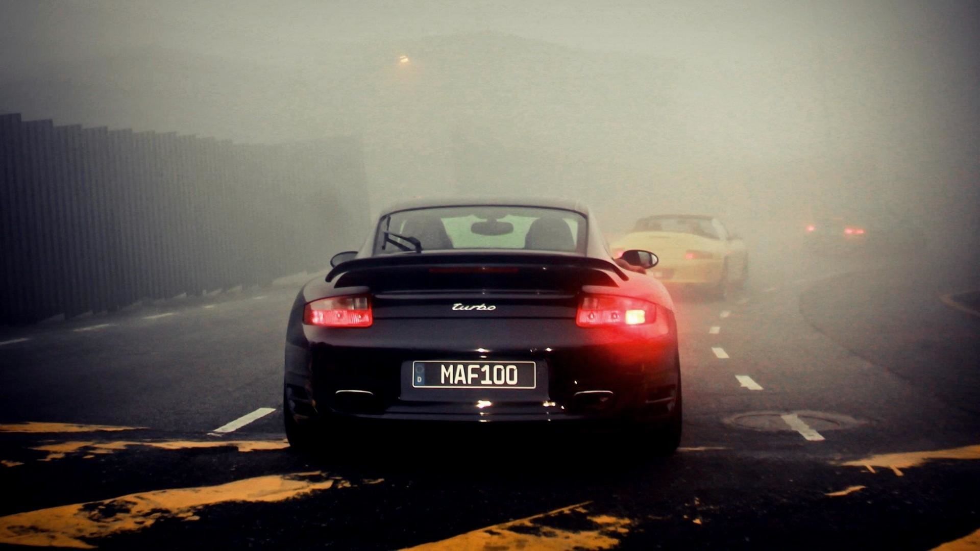 1920x1080 wallpaper.wiki-Porsche-911-Turbo-Black-Background-PIC-