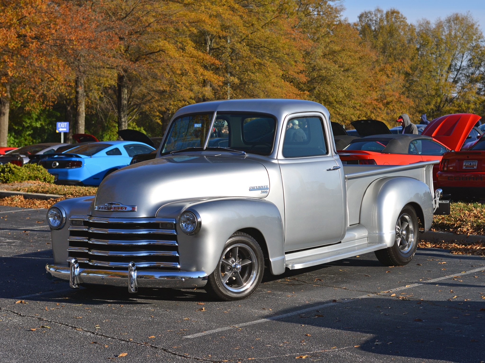 2048x1532 Chevrolet chevy old classic custom cars truck Pickup wallpaper |   | 678458 | WallpaperUP