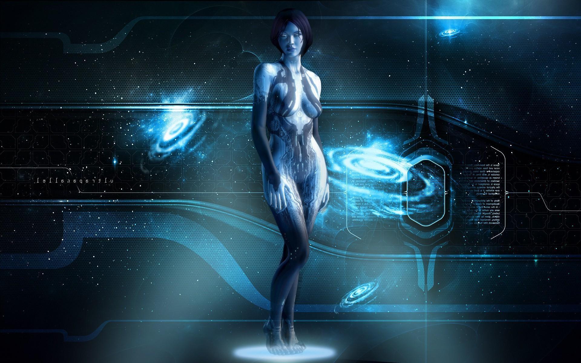 Halo 5 Cortana Wallpaper 81 Images
