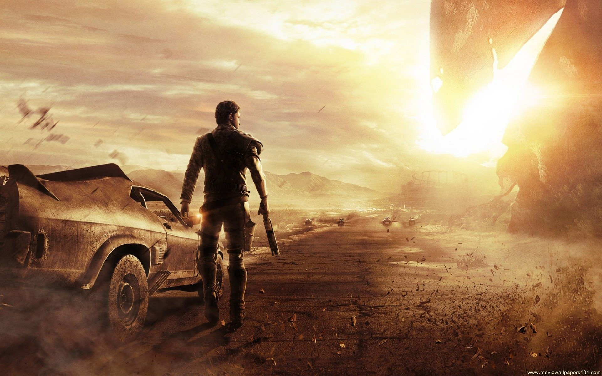 1920x1200 Mad Max : Fury Road Wallpaper 1920x1080 by sachso74