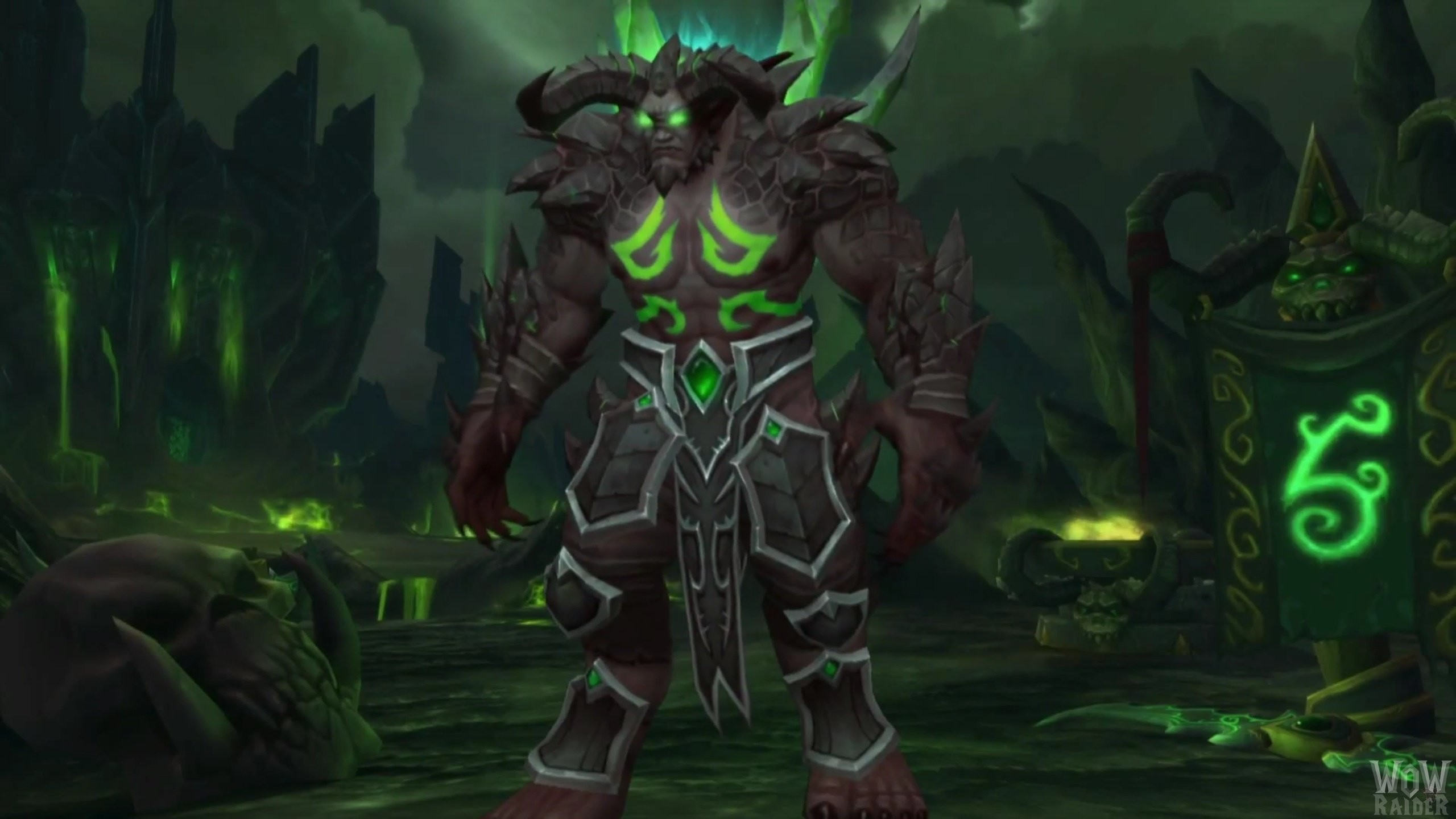 wow how to get glyphs for demon hunter