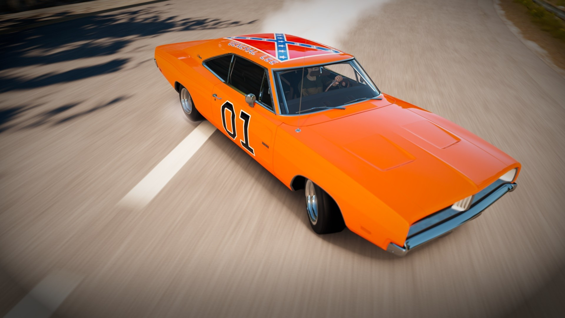 1920x1080 Forza Horizon 2, Forza Horizon, Forza Motorsport, Charger RT, Dodge Charger  R T