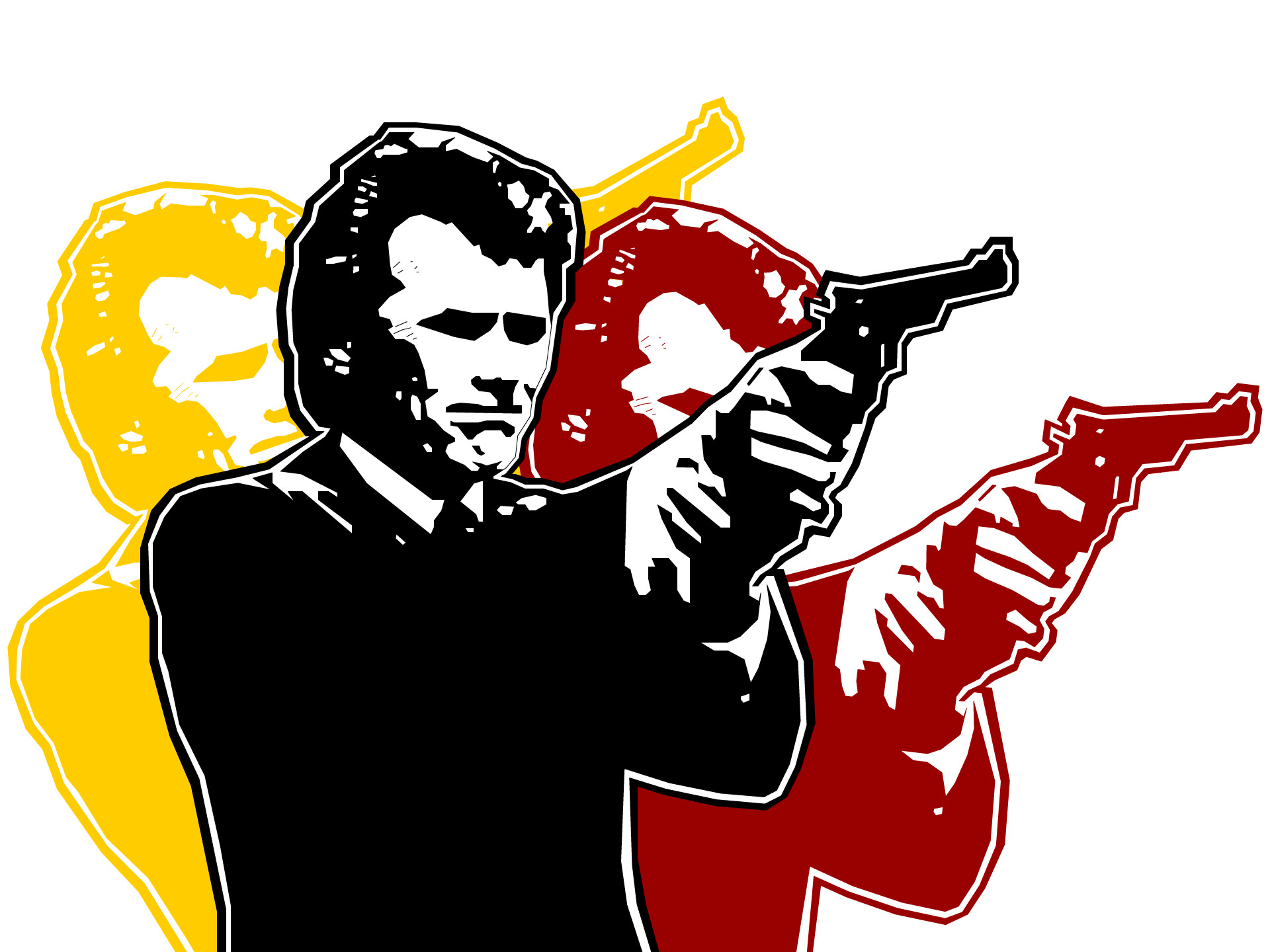 1920x1440 Dirty Harry · HD Wallpaper | Background Image ID:428012