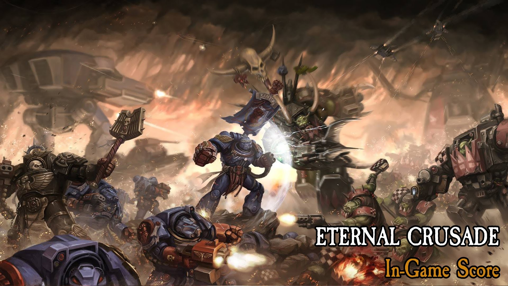 1920x1081 Warhammer 40k Eternal Crusade In-Game Soundtrack #6 - Orks Theme - YouTube