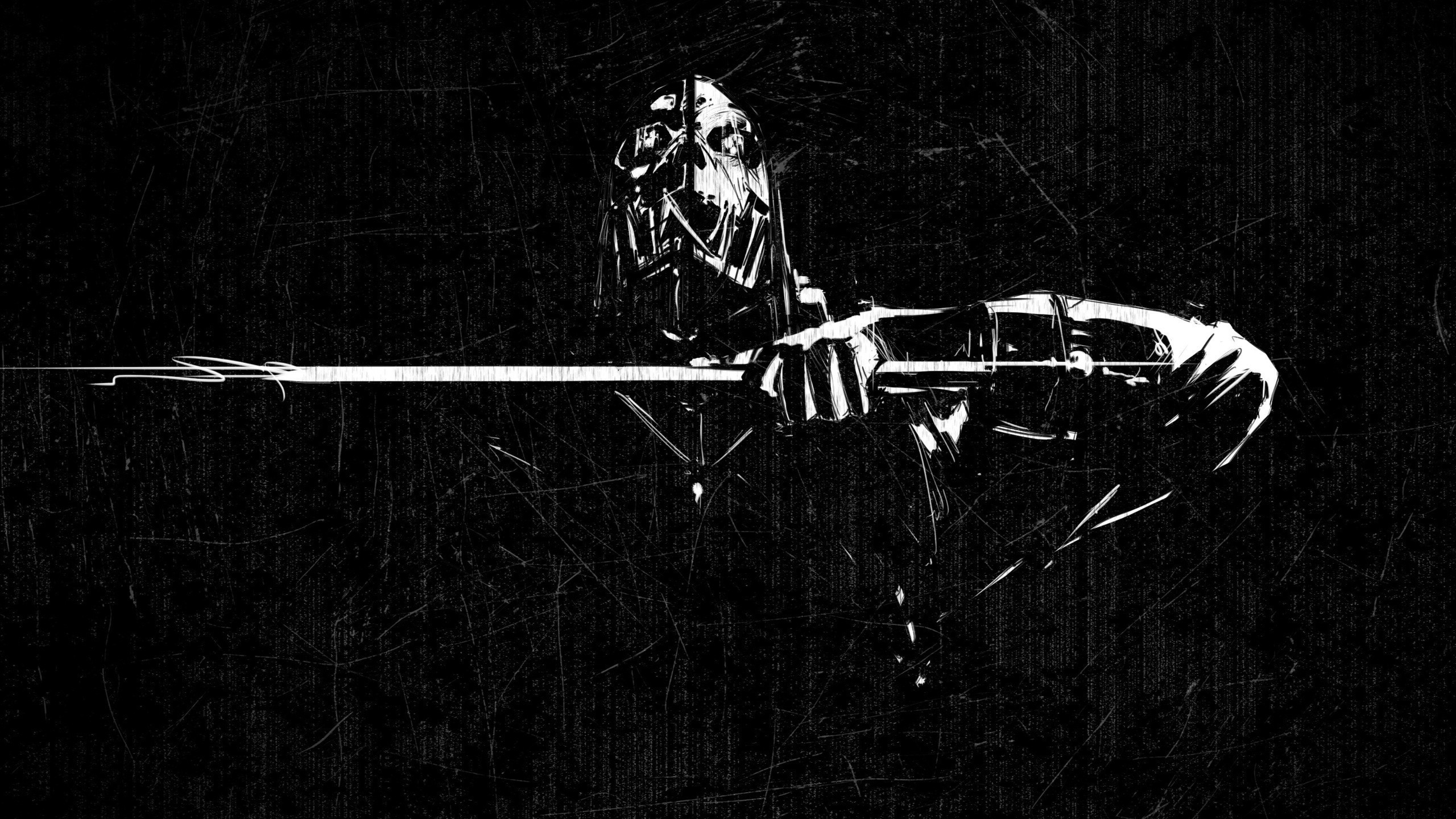 2560x1440 ... HD Wallpaper  Dishonored ...