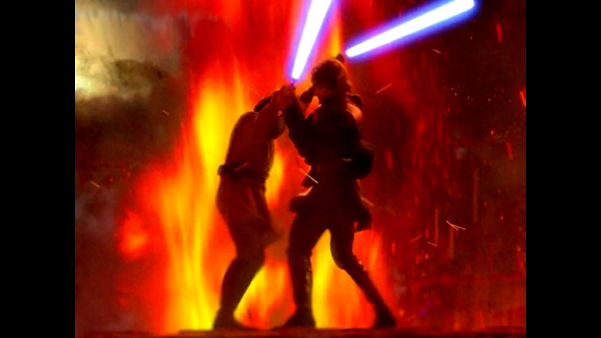 Anakin Vs Obi Wan Wallpaper 65 Images
