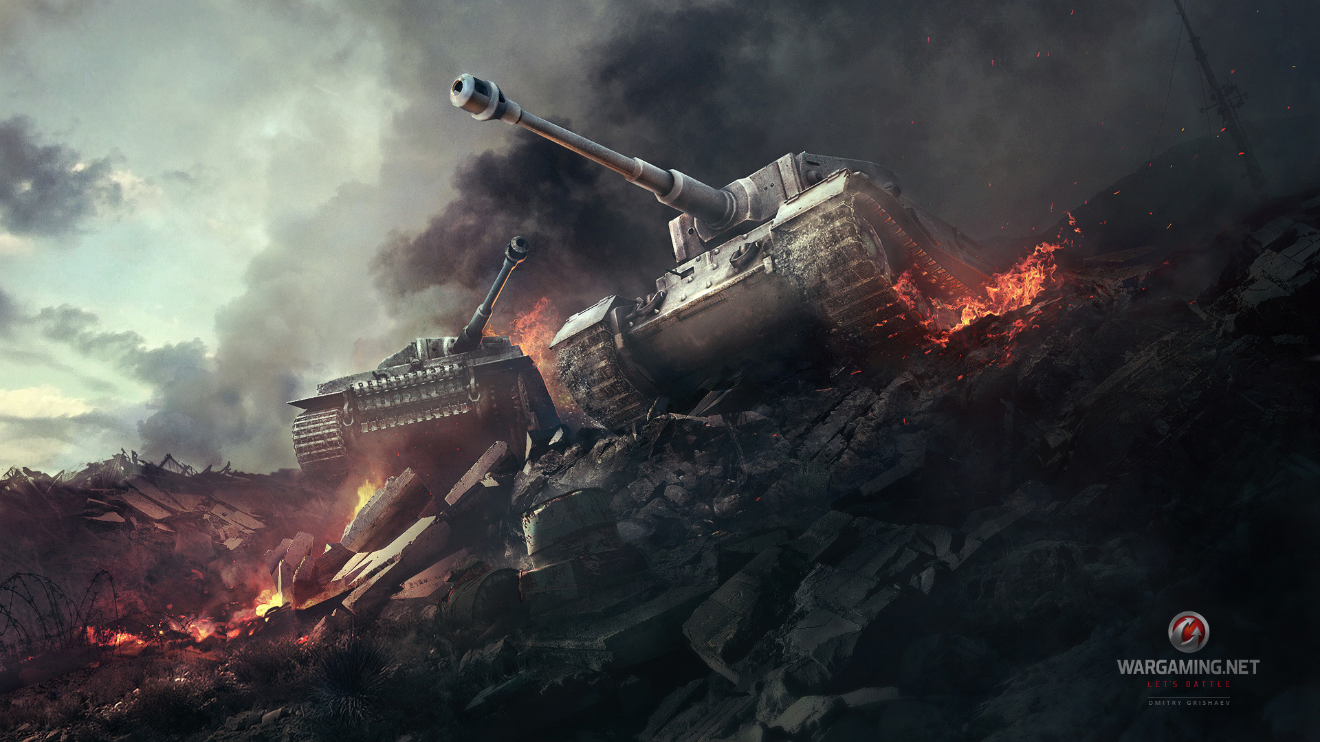 1920x1080 Army Tank Wallpapers In HD For Free Download