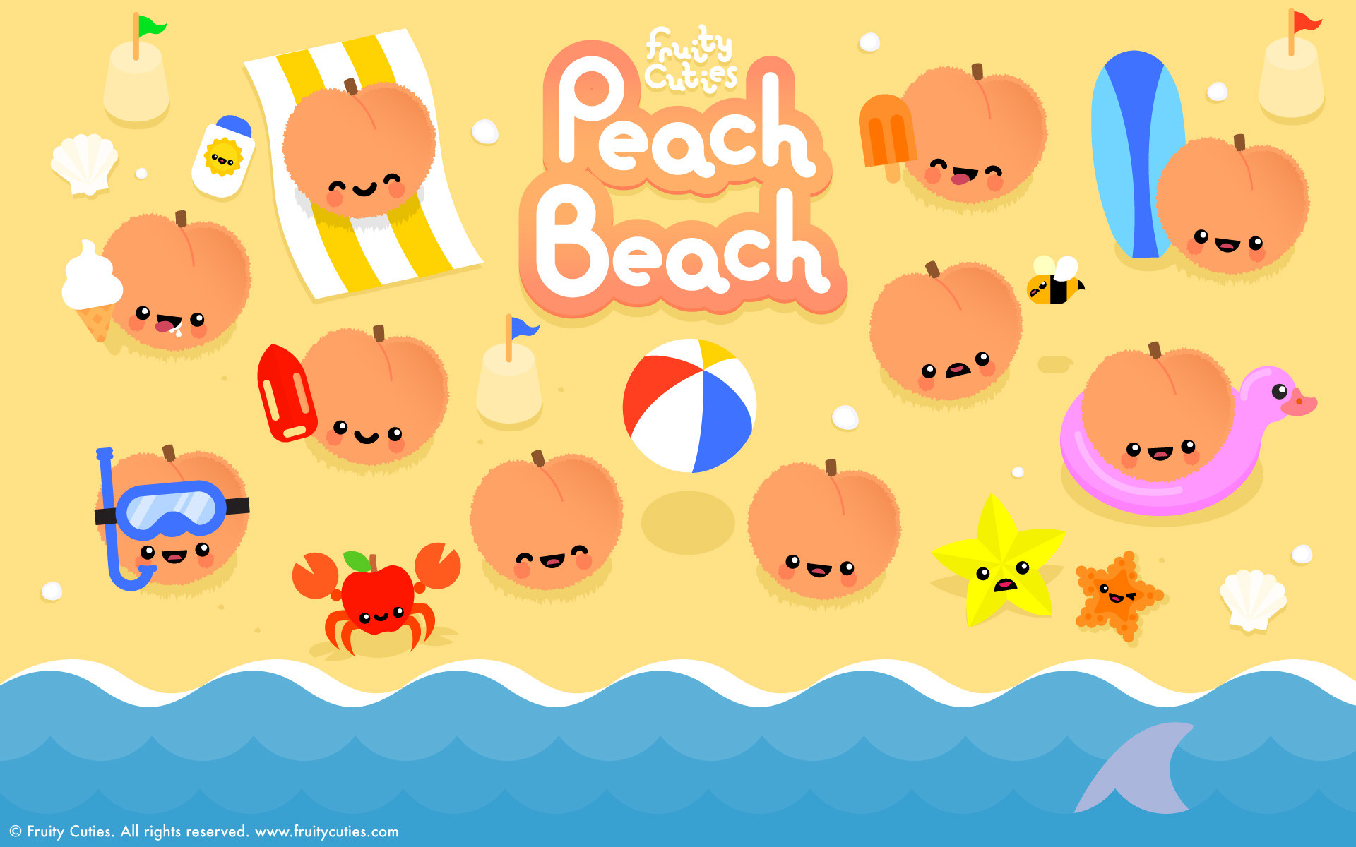 1920x1200 peach-beach-widescreen-wallpaper.jpg (1920×1200)