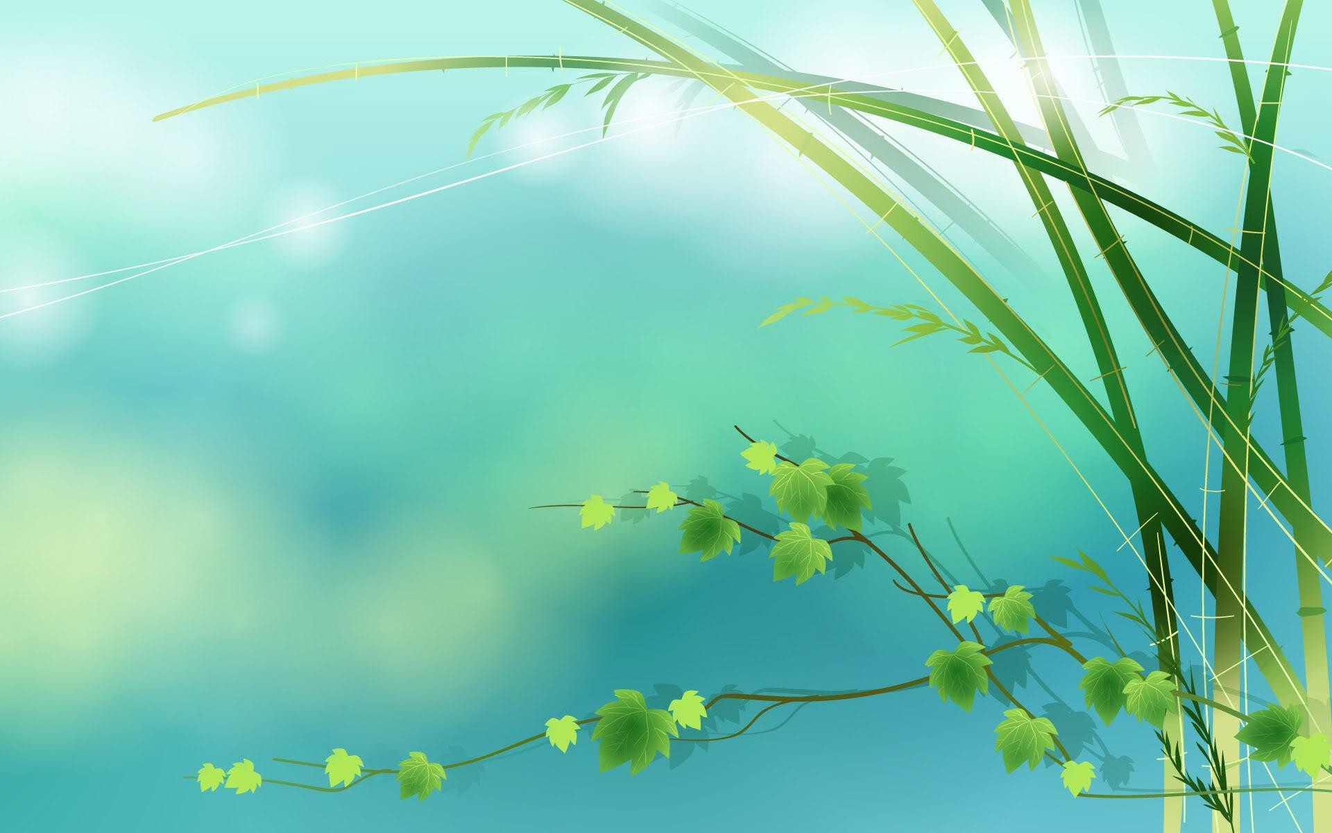 1920x1200 Download Spring Green Wallpapers HD Full Size