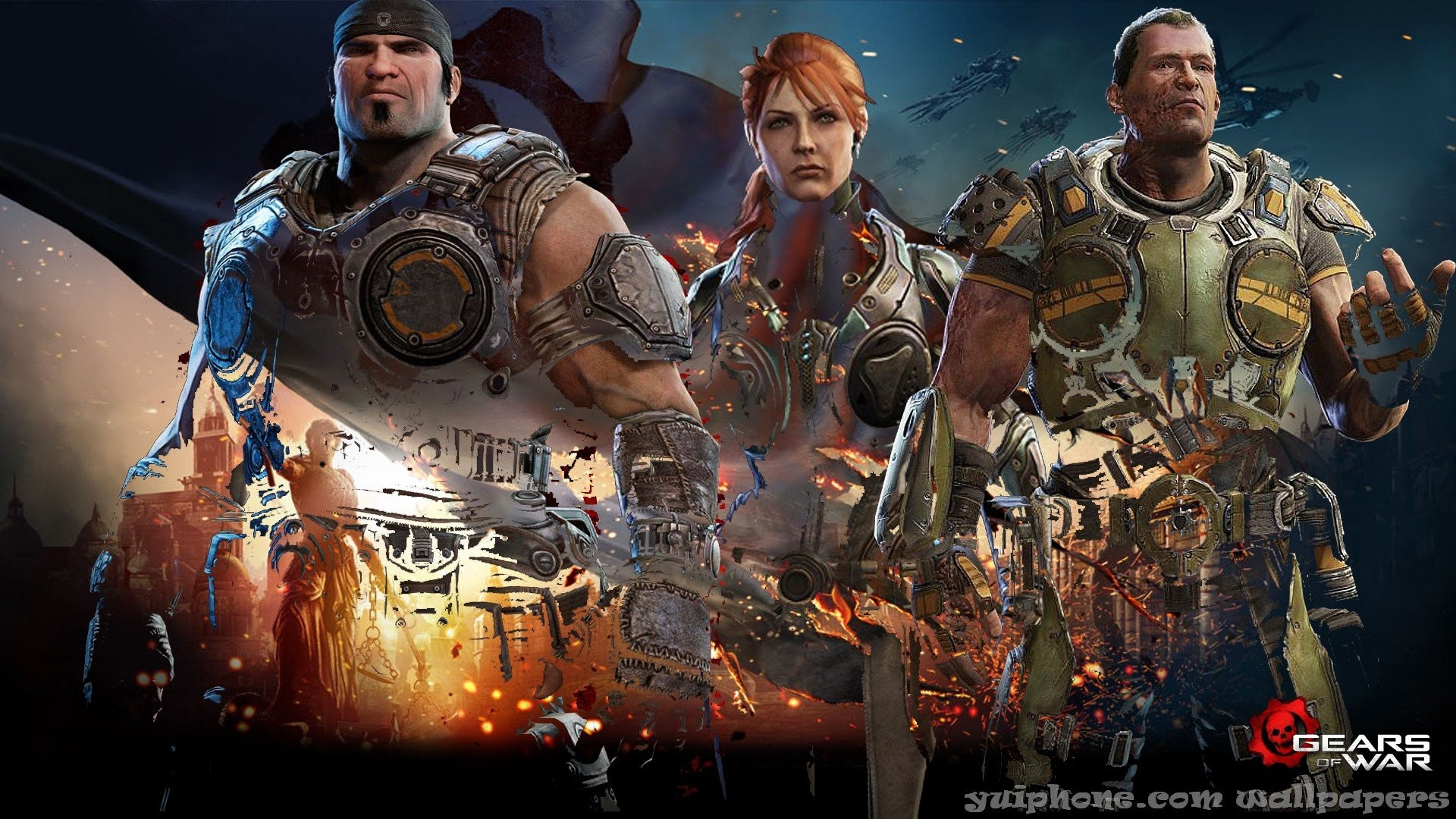 Gears of War Judgment Wallpaper (76+ images)
