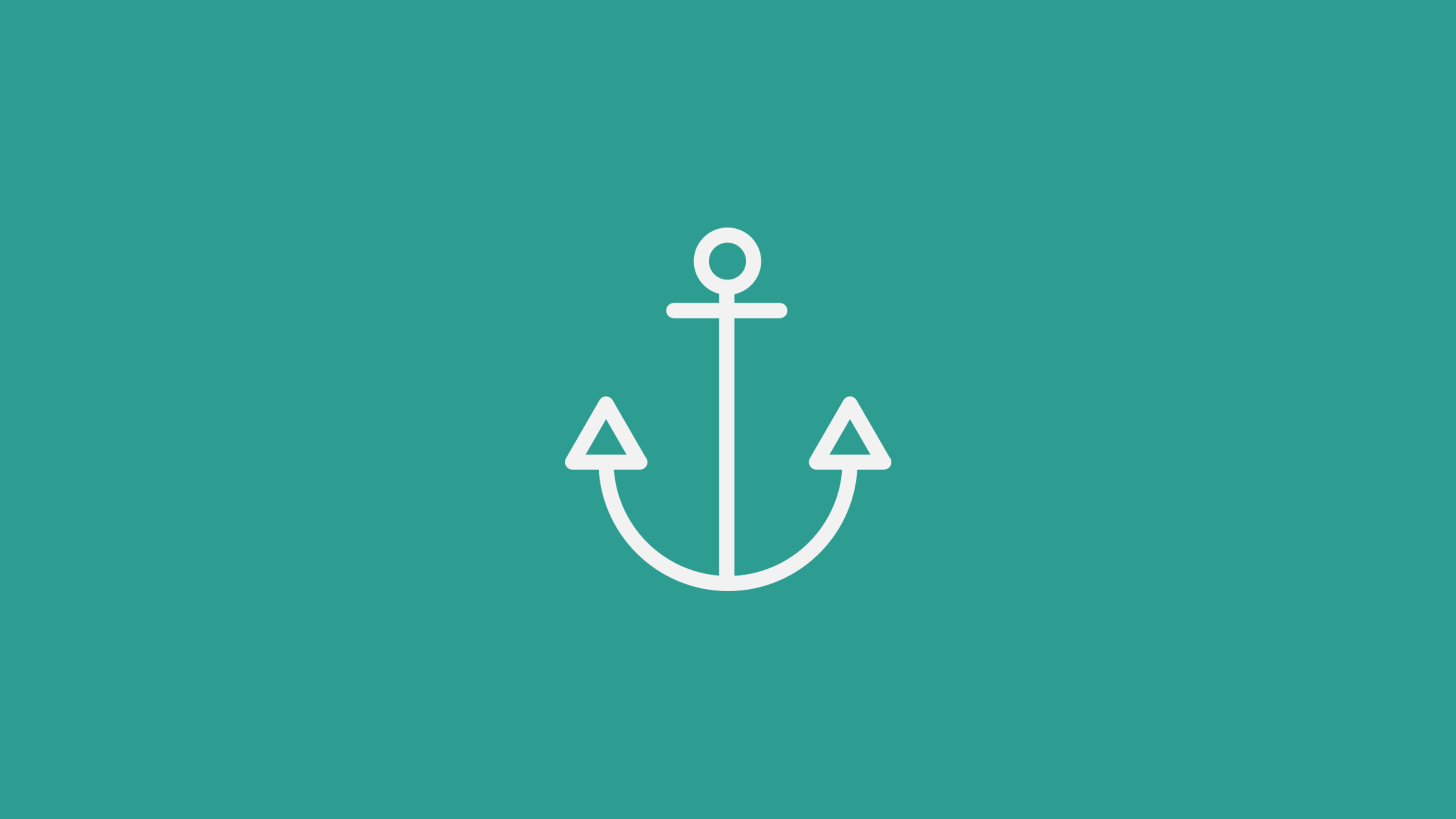 3840x2160 10 2017 Posted In Design Minimalistic Tagged Anchor Desktop Wallpaper