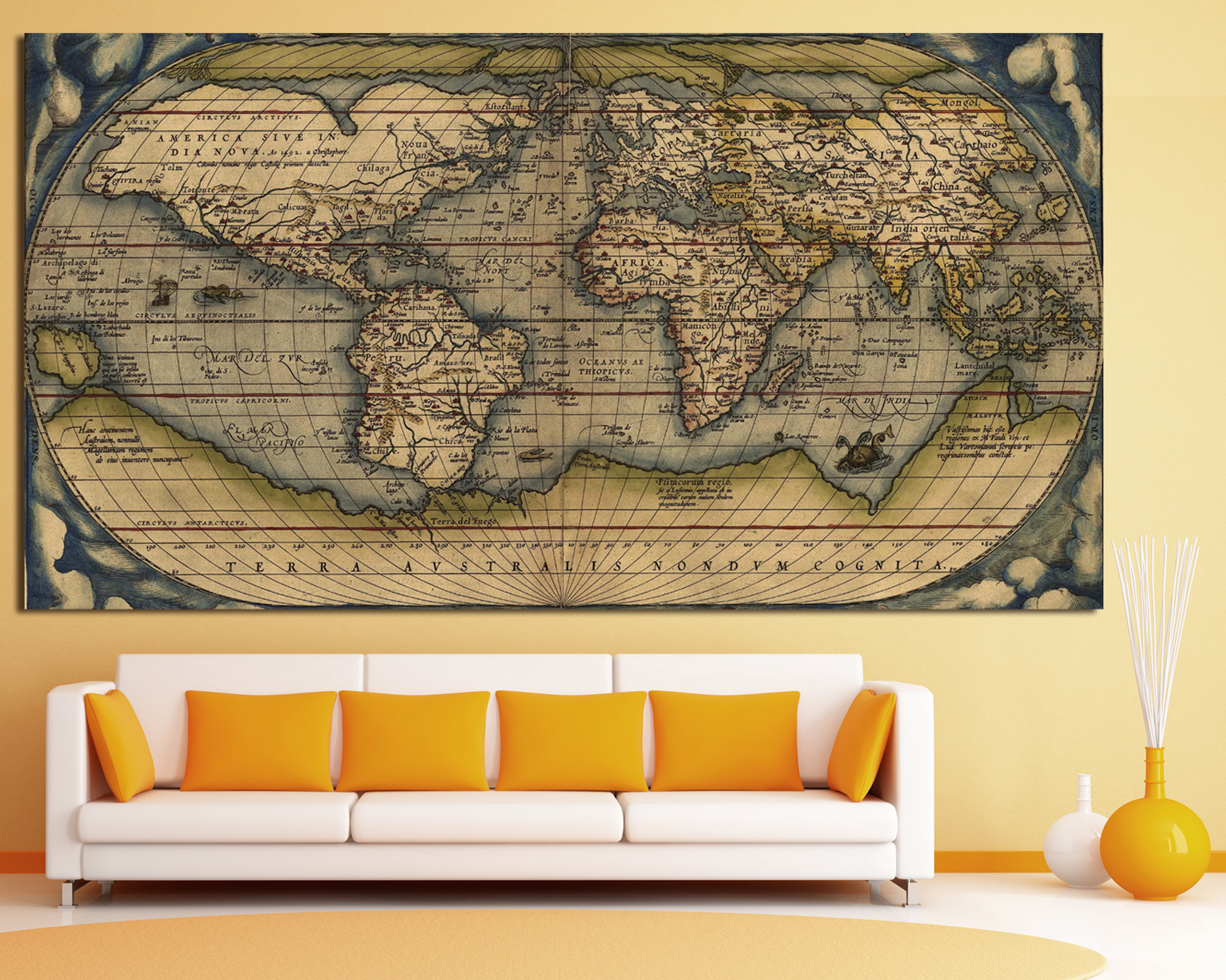 Antique world map wallpaper 39 images 1920x1080 wall nautical map wallpaper old world wallpaper wallpapersafari gumiabroncs Gallery