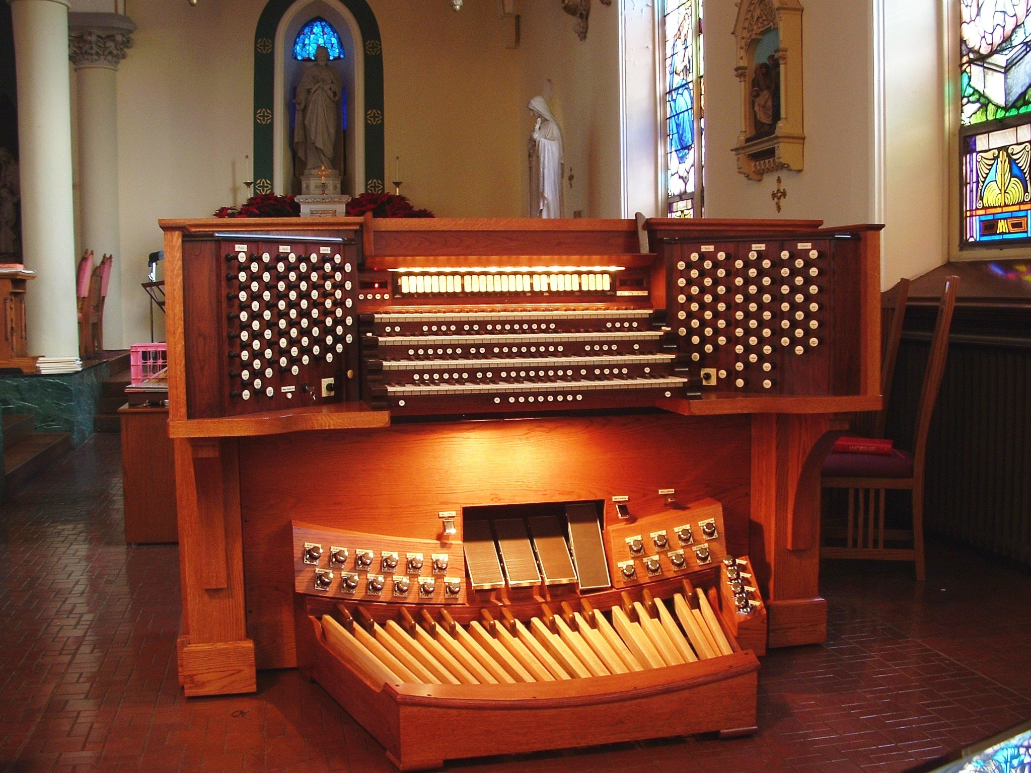 2048x1536 Robert Sullivan is organist and director of music/liturgy at the Basilica  of Saint John the Baptist - Canton, Ohio (2004 Kegg Organ 4/79) and  executive ...