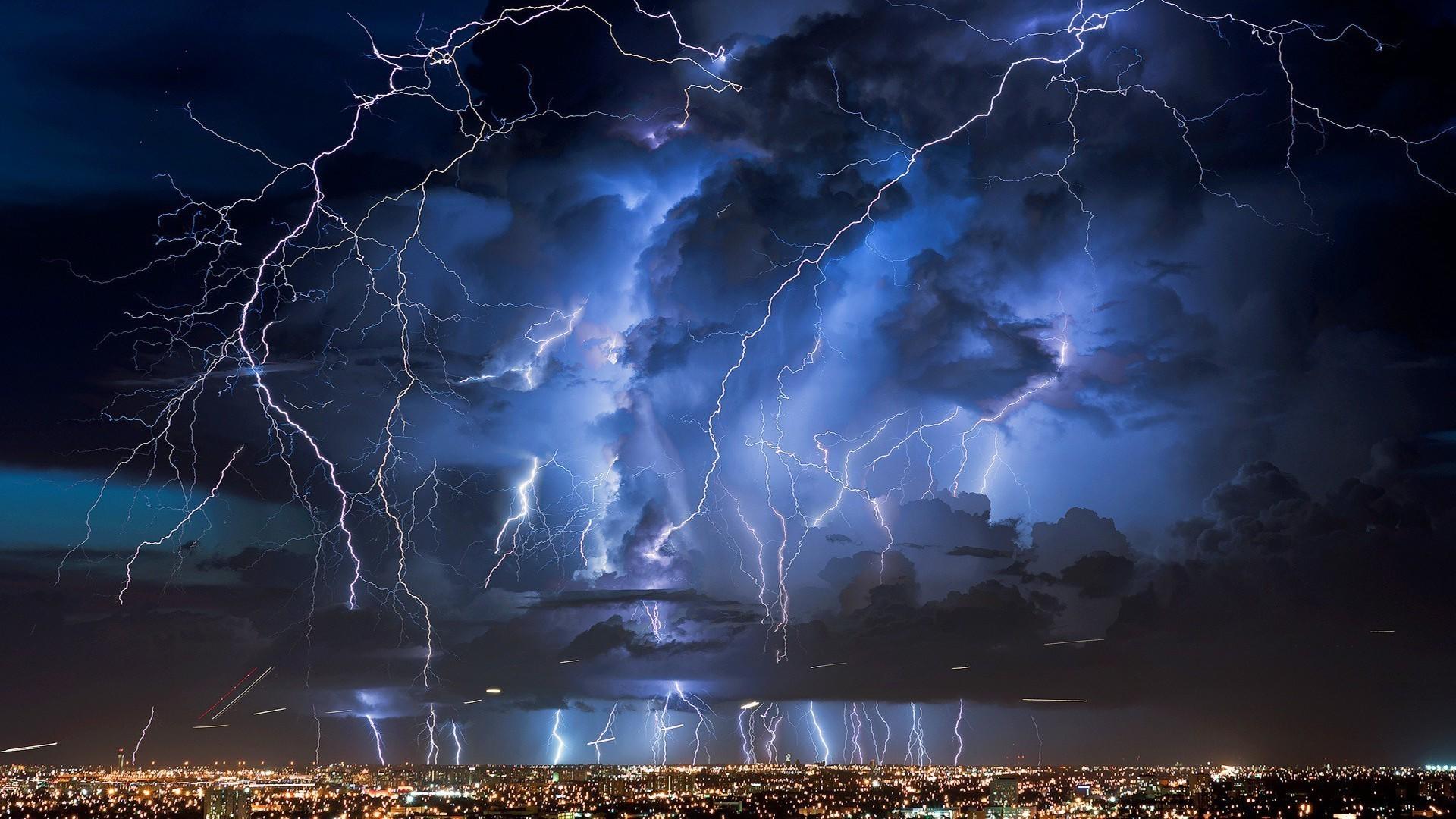Lightning Wallpapers Hd: Thunderstorm Desktop Wallpaper (61+ Images