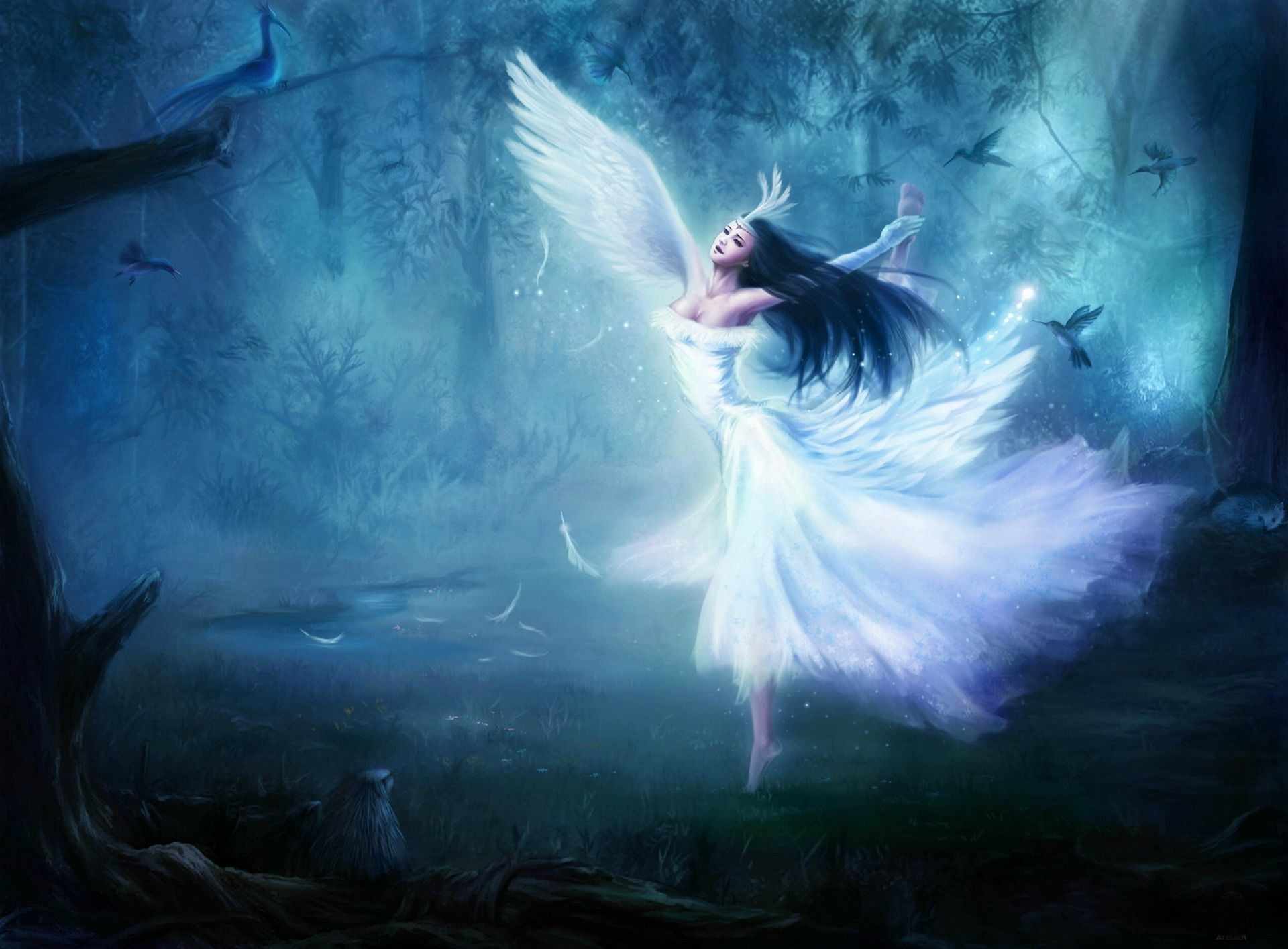 1920x1415 Fairies Wallpaper Backgrounds - Wallpaper Cave
