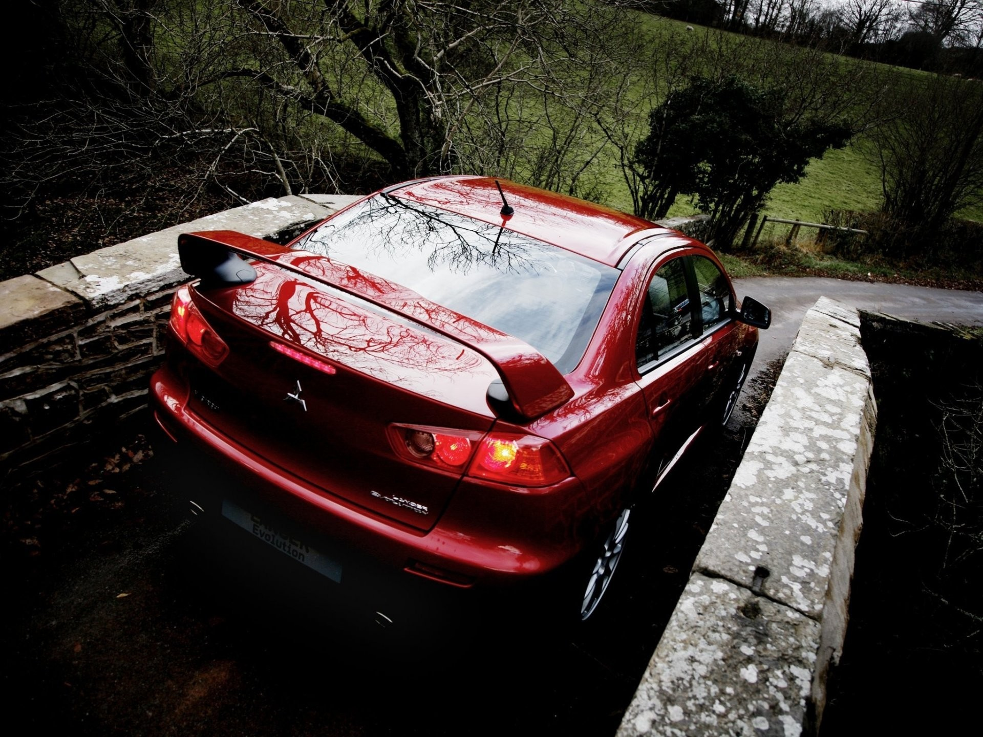 Awesome Exceptionnel 1920x1080 Mitsubishi Lancer Evolution X Tuning JDM Crystal City  .