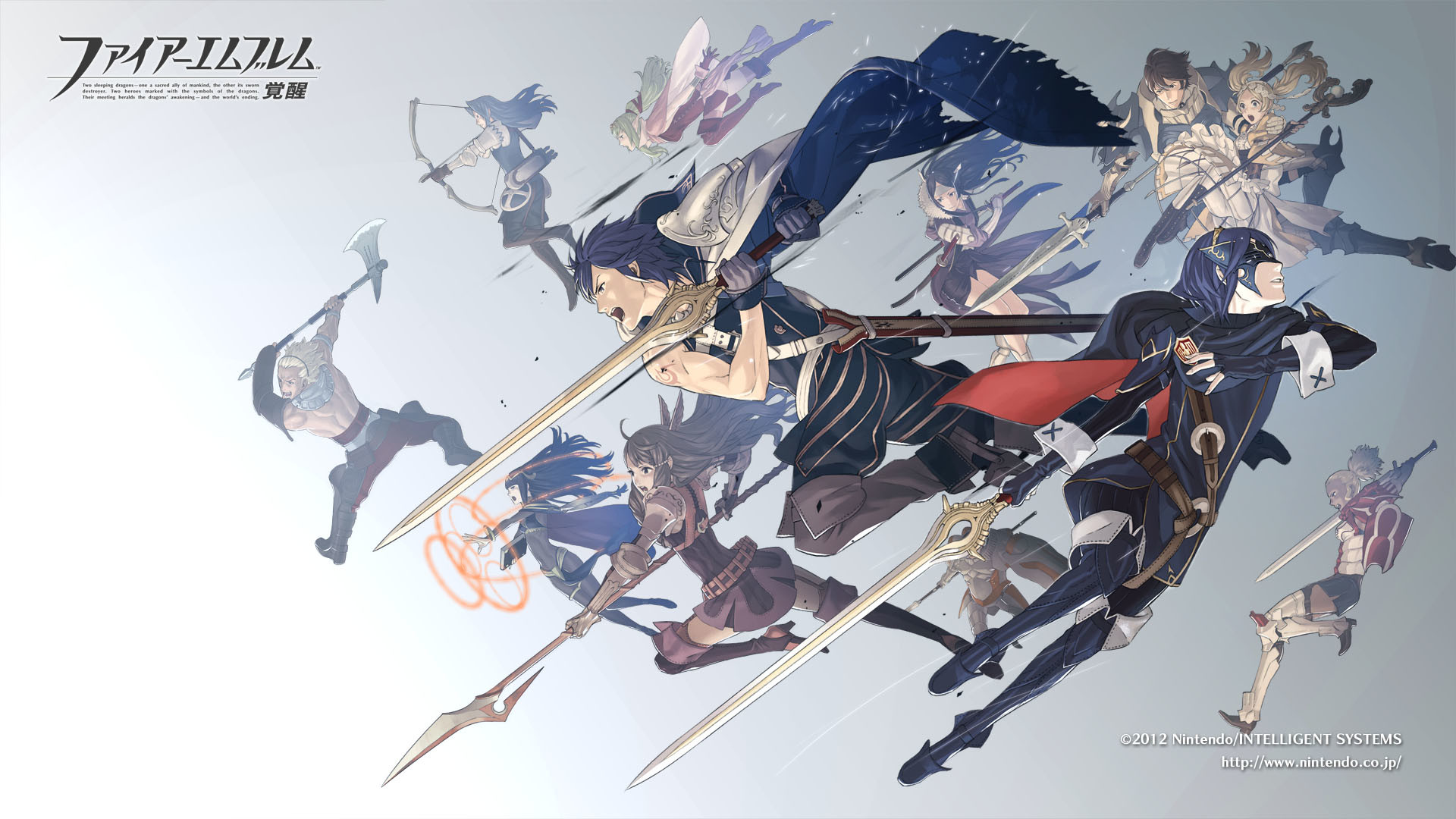 Fire Emblem Awakening Wallpaper 70 Images