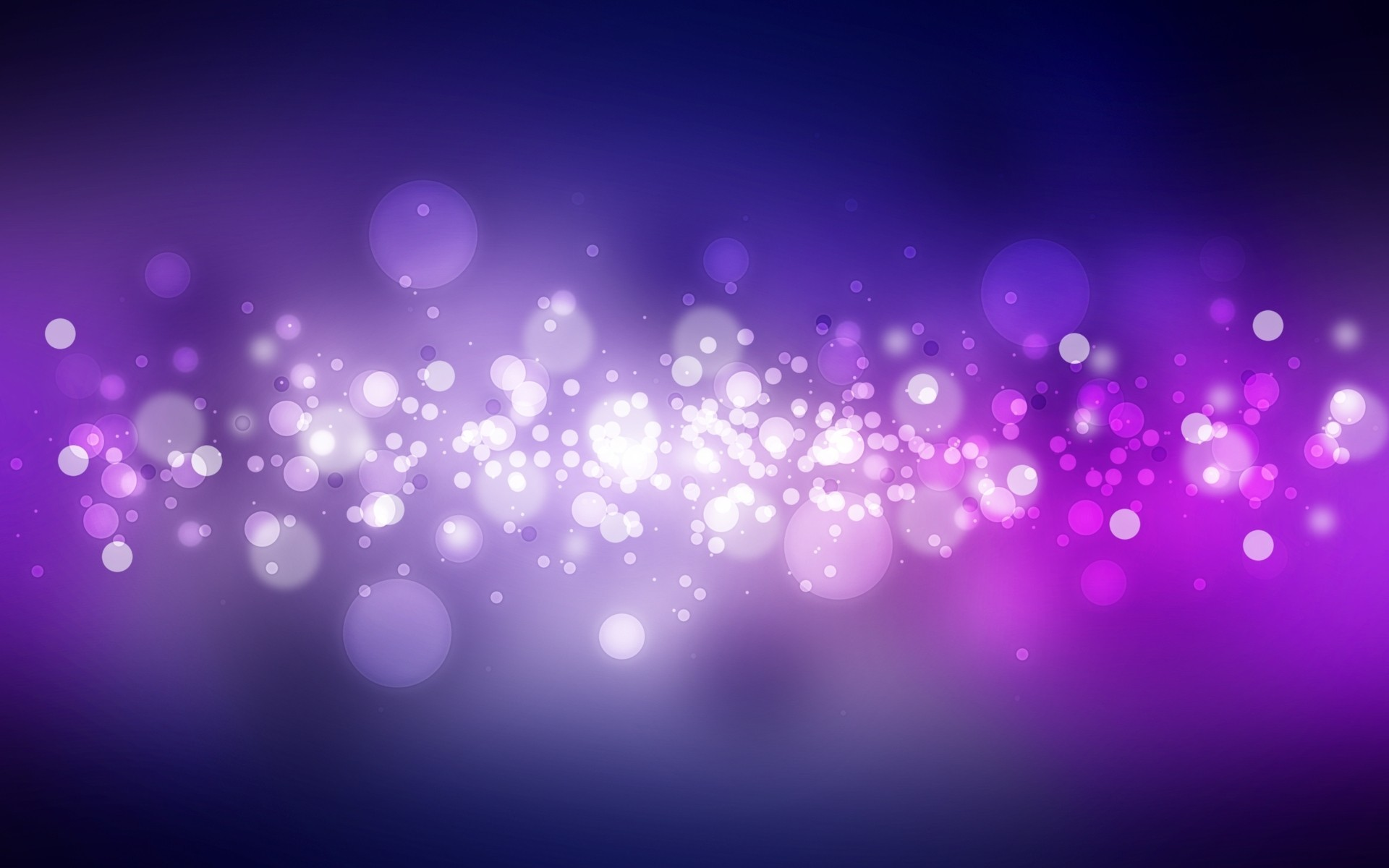 1920x1200 Purple Bubbles Wallpaper 30970