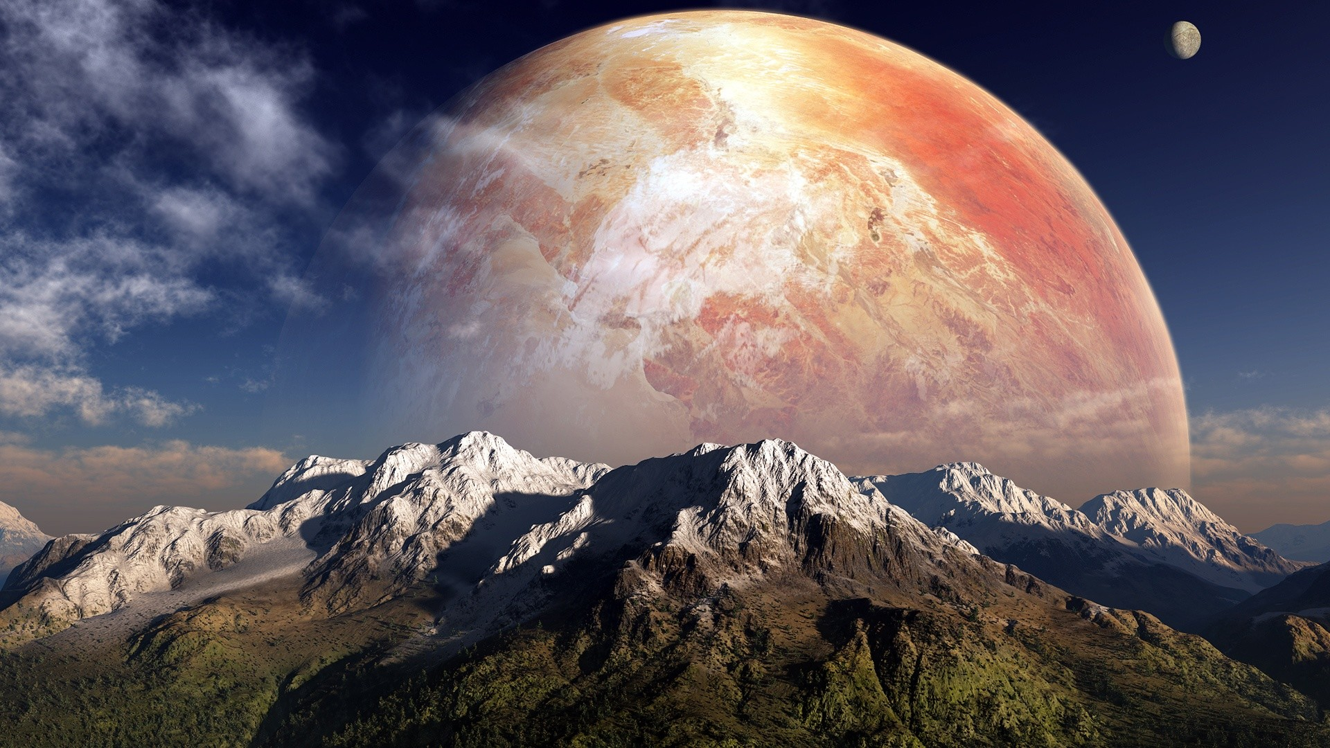 Planets Wallpapers HD (79+ images)